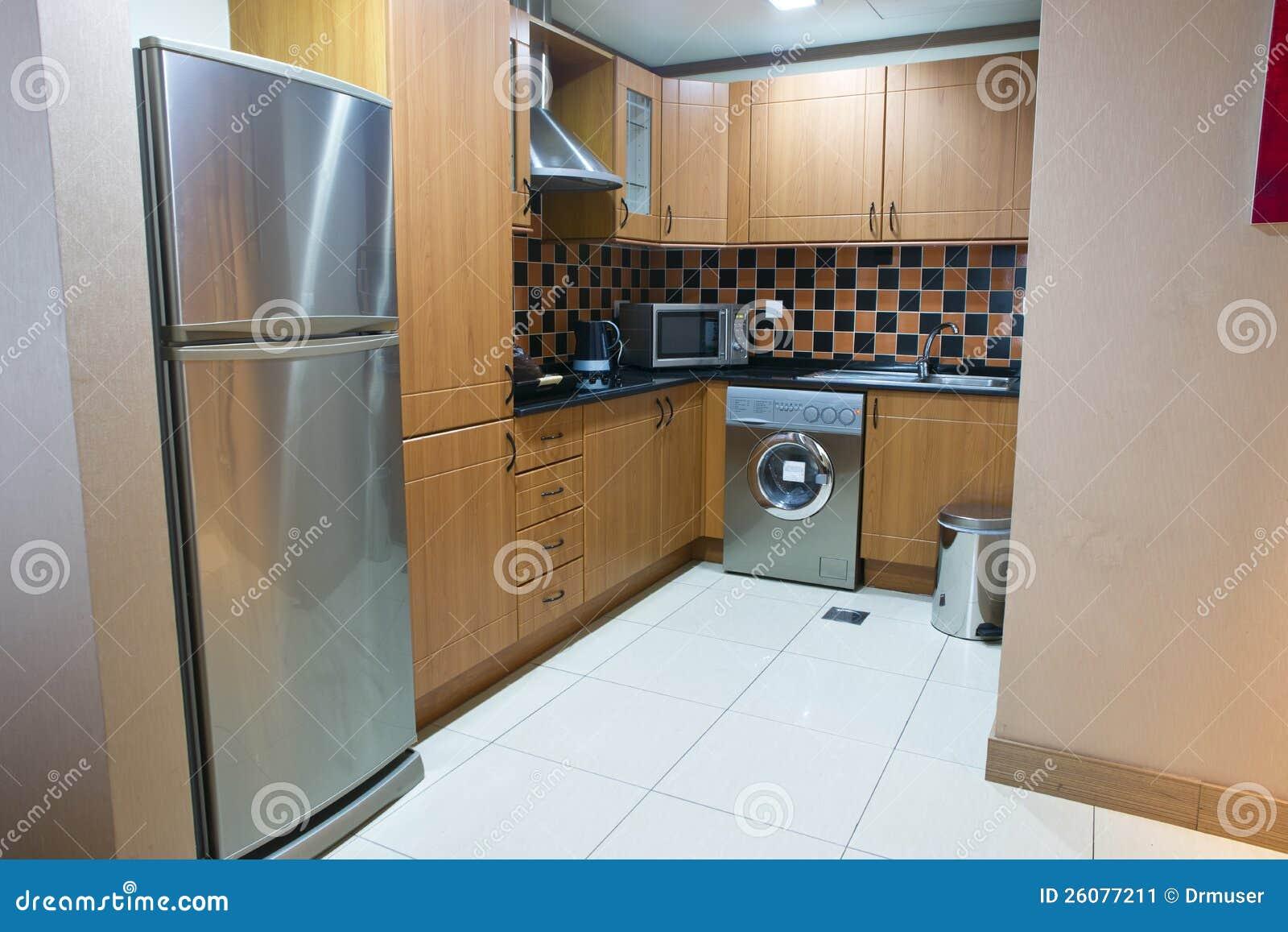 Litet kök fotografering för bildbyråer. Bild av kök, utgångspunkt ...