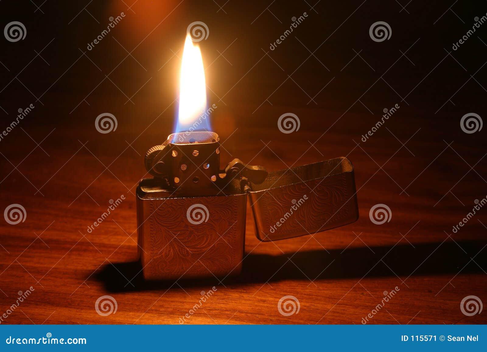 Litfeuerzeug