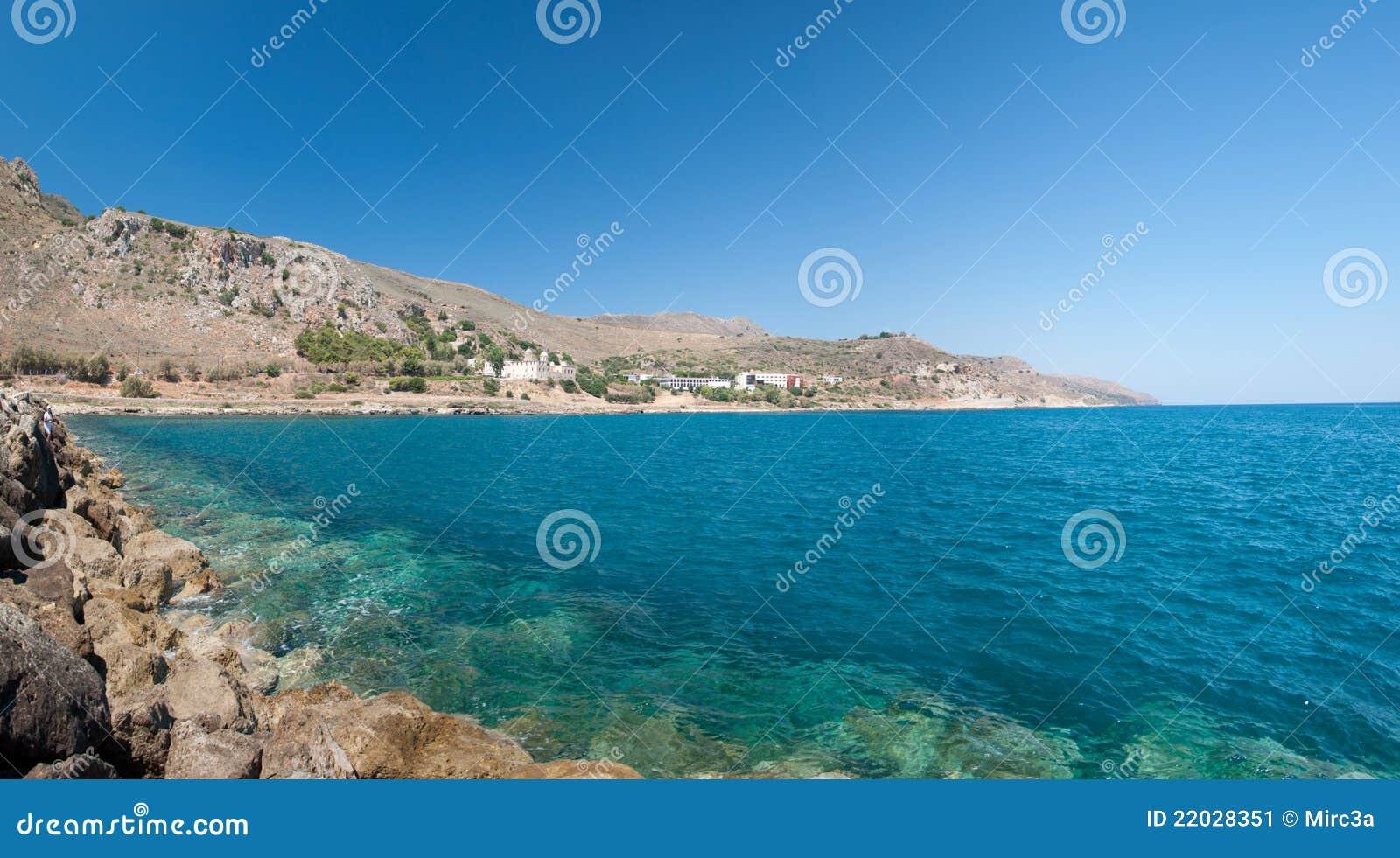 Litoral de Crete - Kolymvari