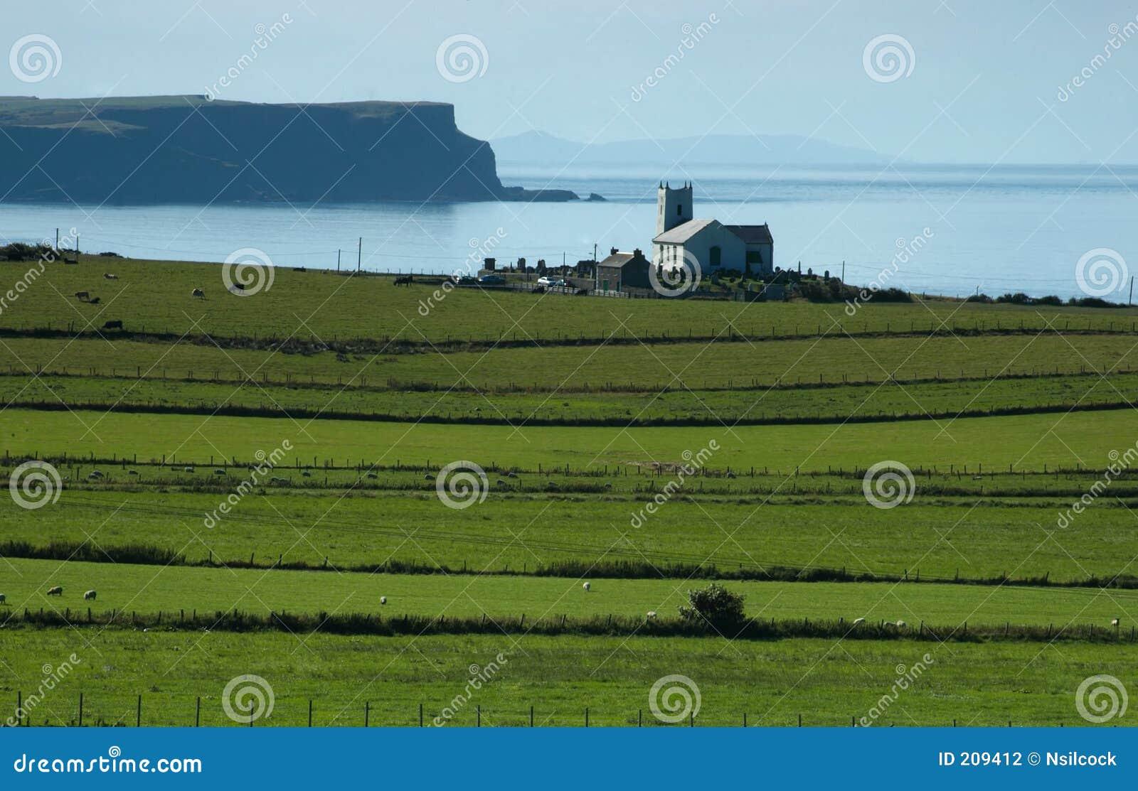 Litorale dell Antrim, Irlanda