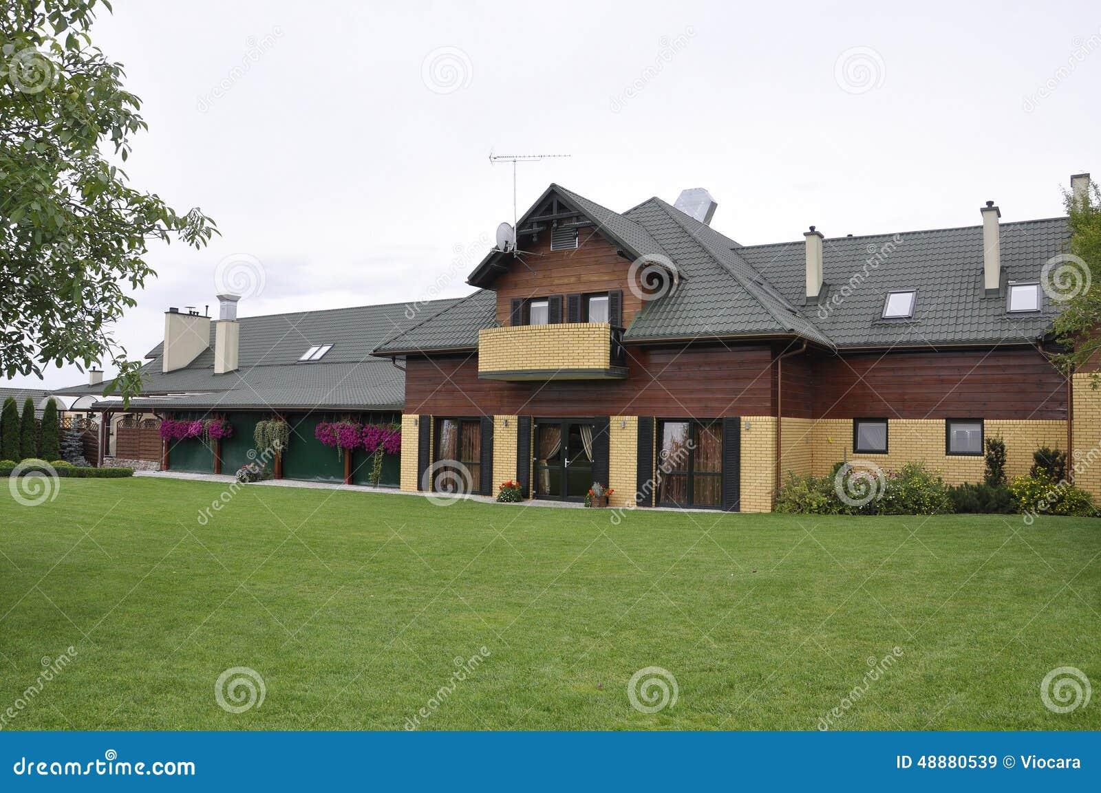 Litouwen, 21 Augustus: Motel in Litouwen