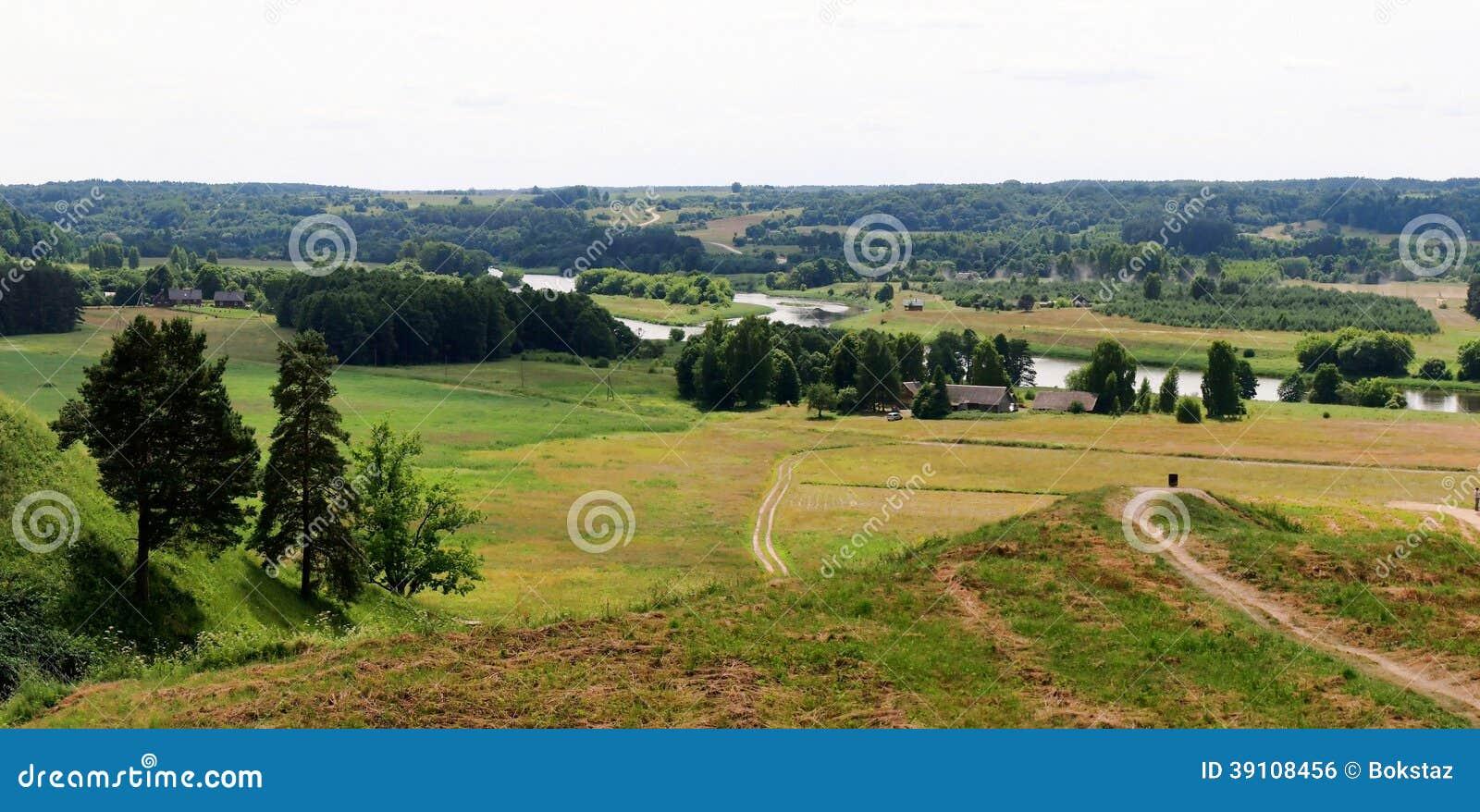 Litouwse historische hoofdkernave