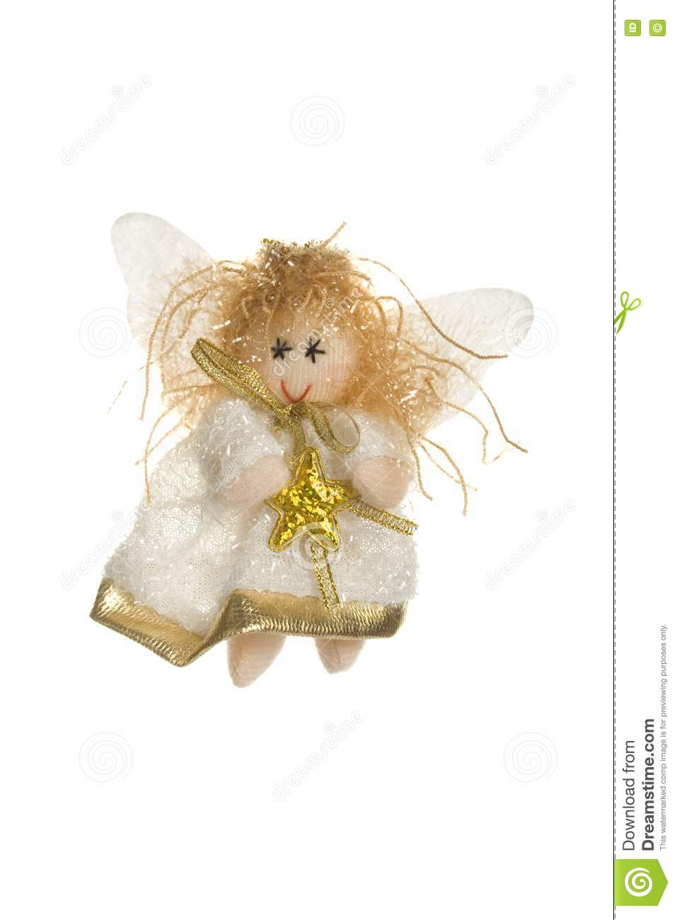 Little Angel Toys : Little angel toy royalty free stock photography image