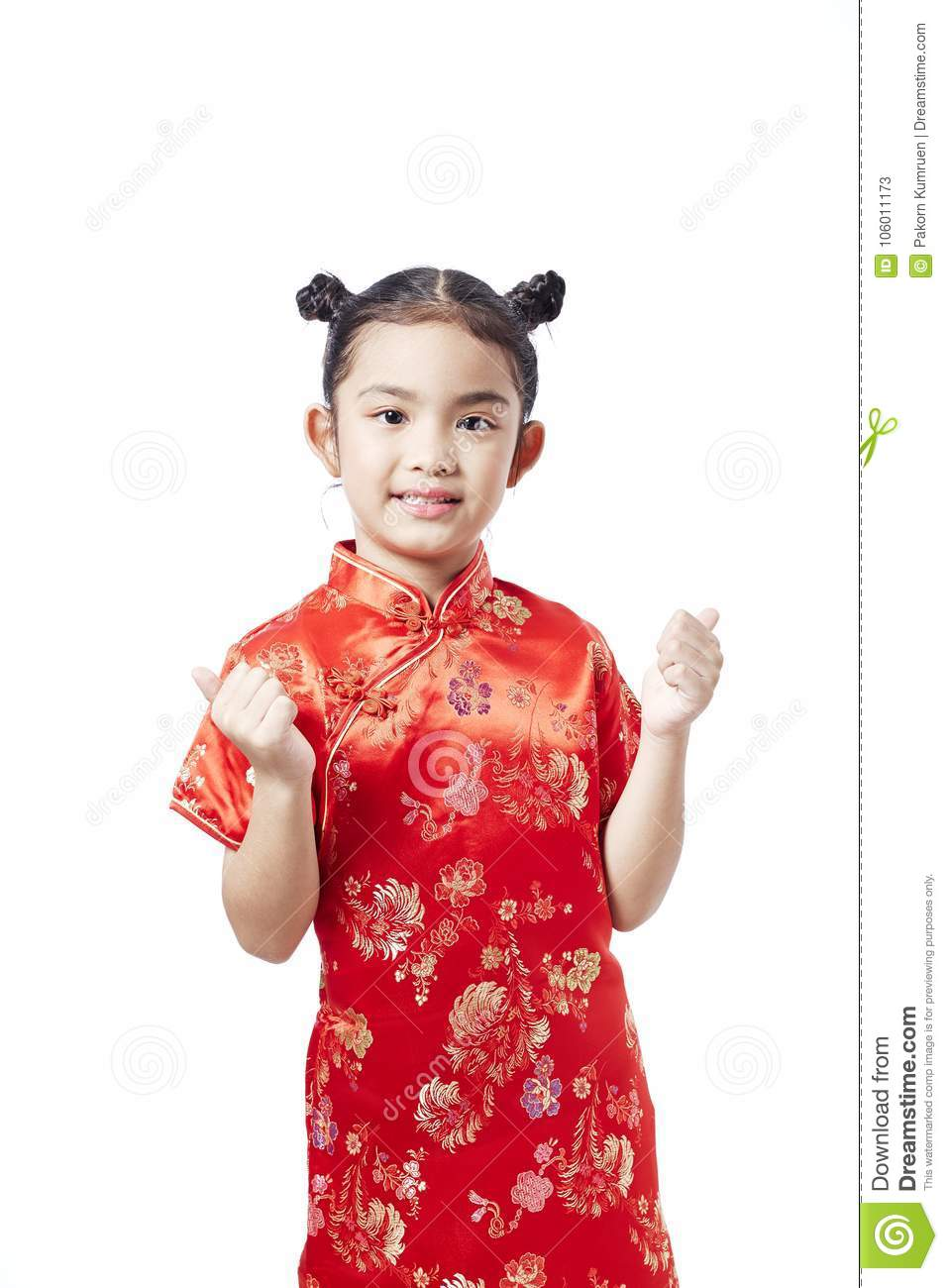 a77c17d899d0 Little Asian Child , Chinese New Year Stock Image - Image of lucky ...