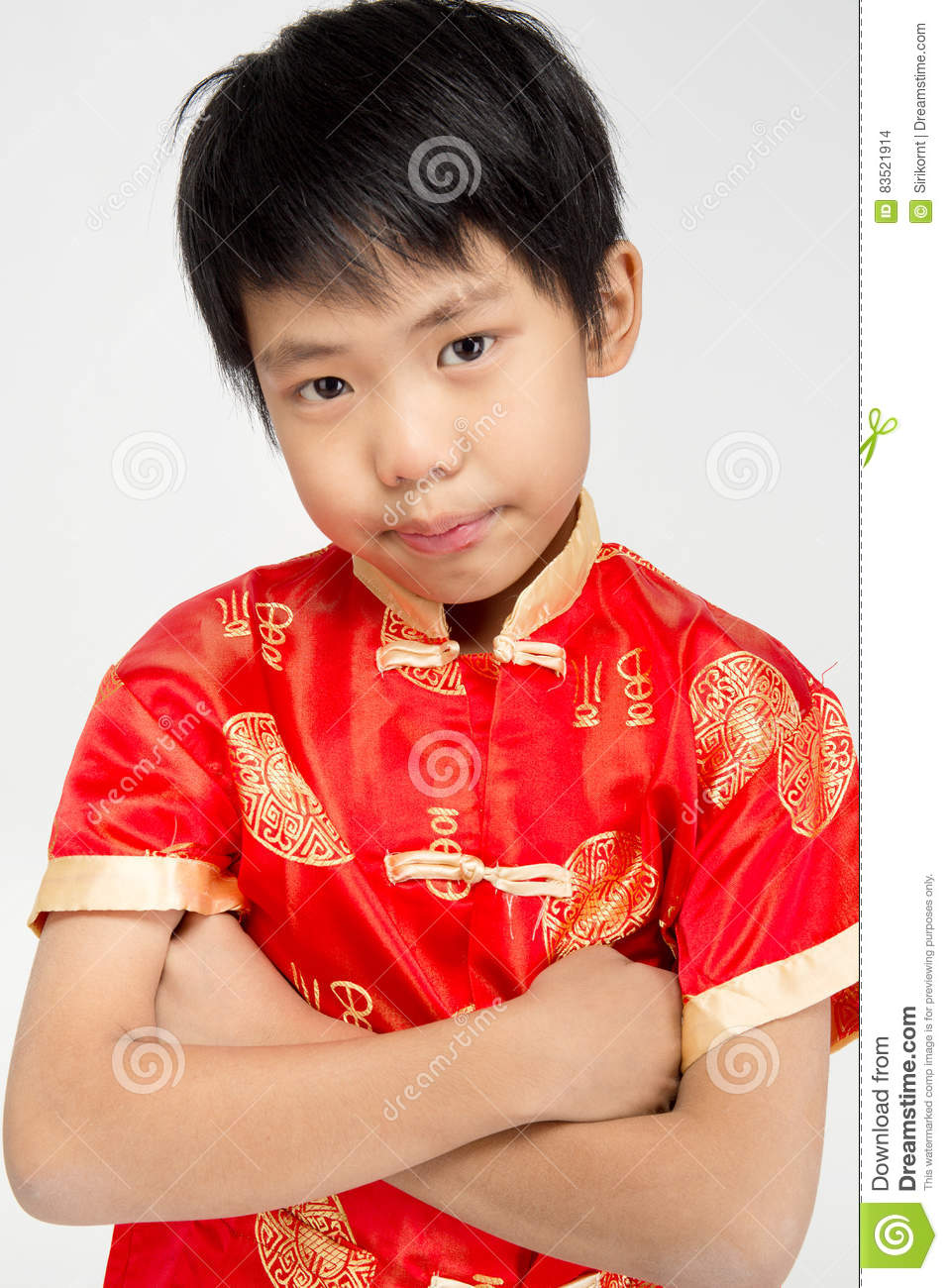 Cute chinese people