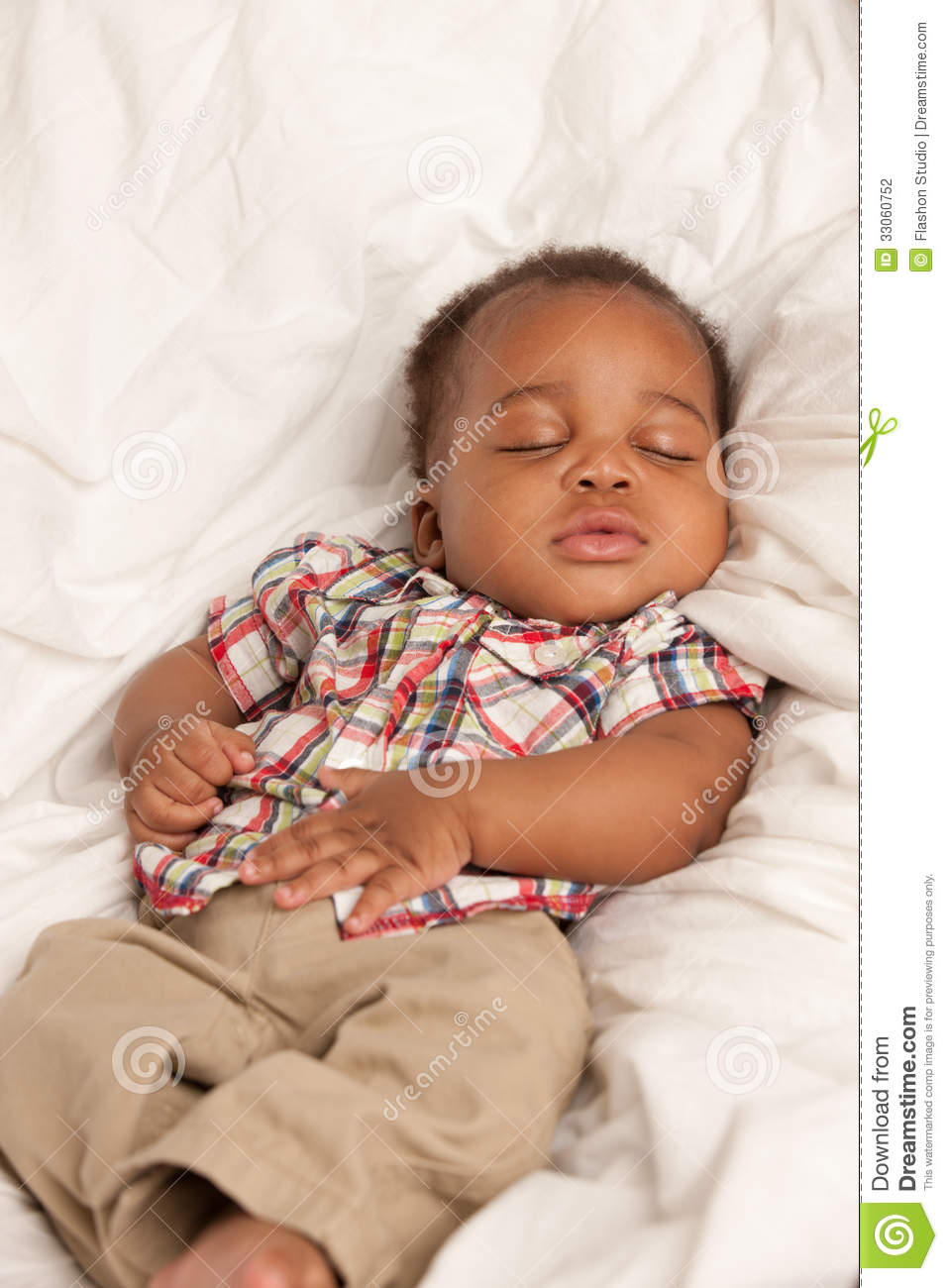 Black Newborn Baby Boys