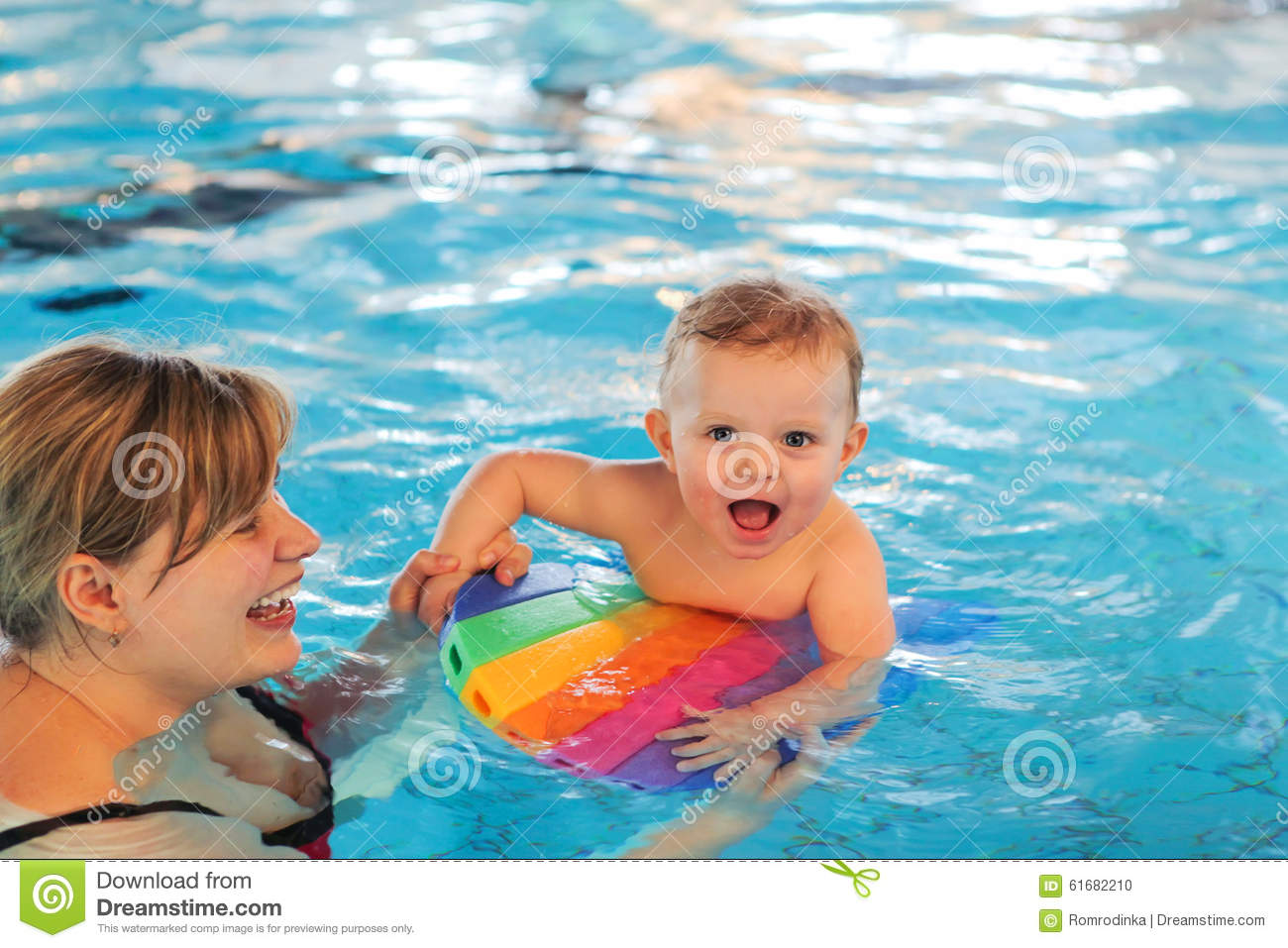 How to quickly learn to swim and child, and adult
