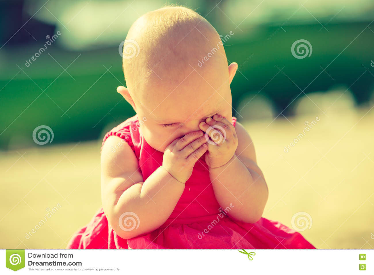 Image result for shy face baby