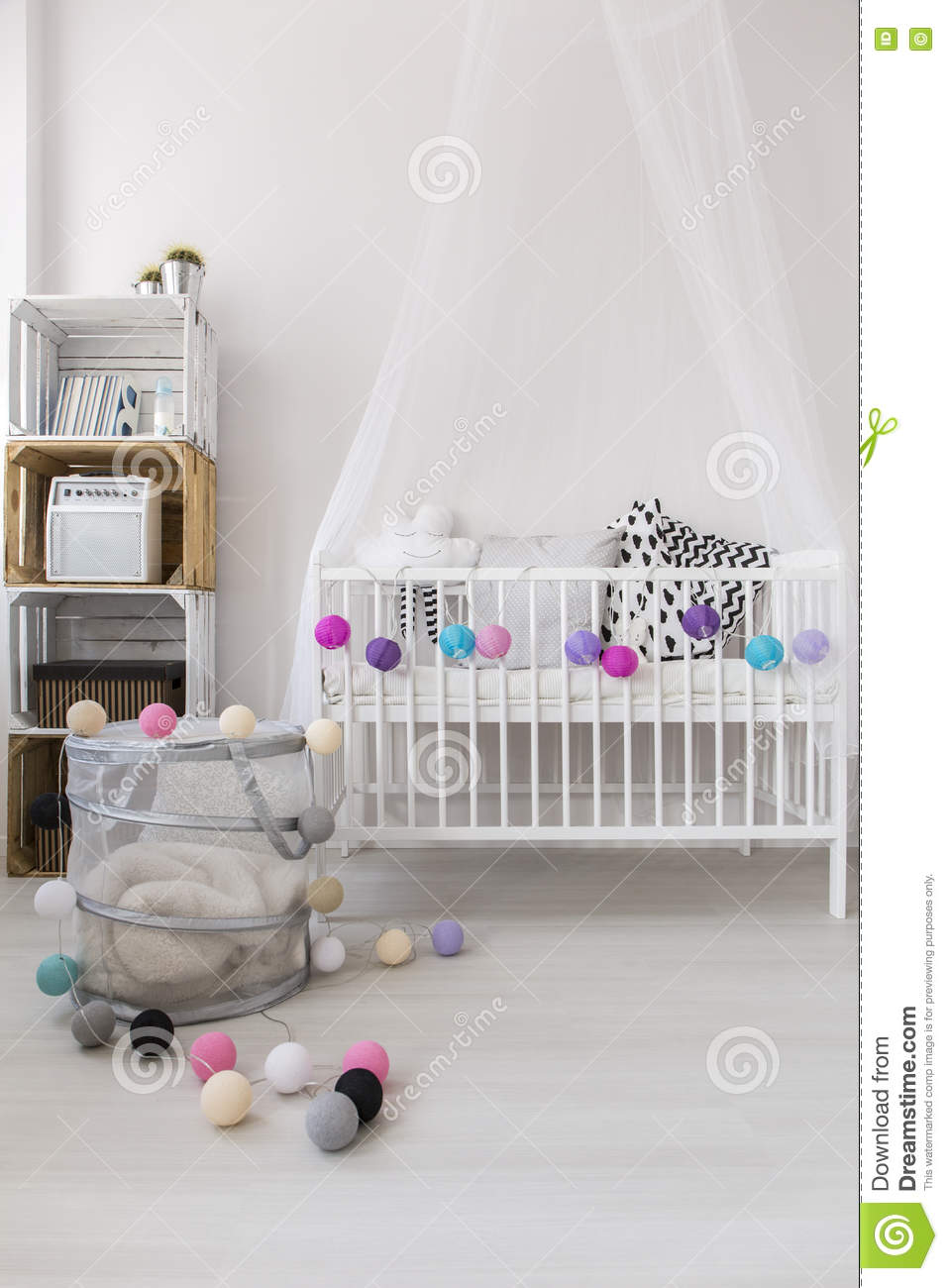 Little Baby S Room Designed With Style
