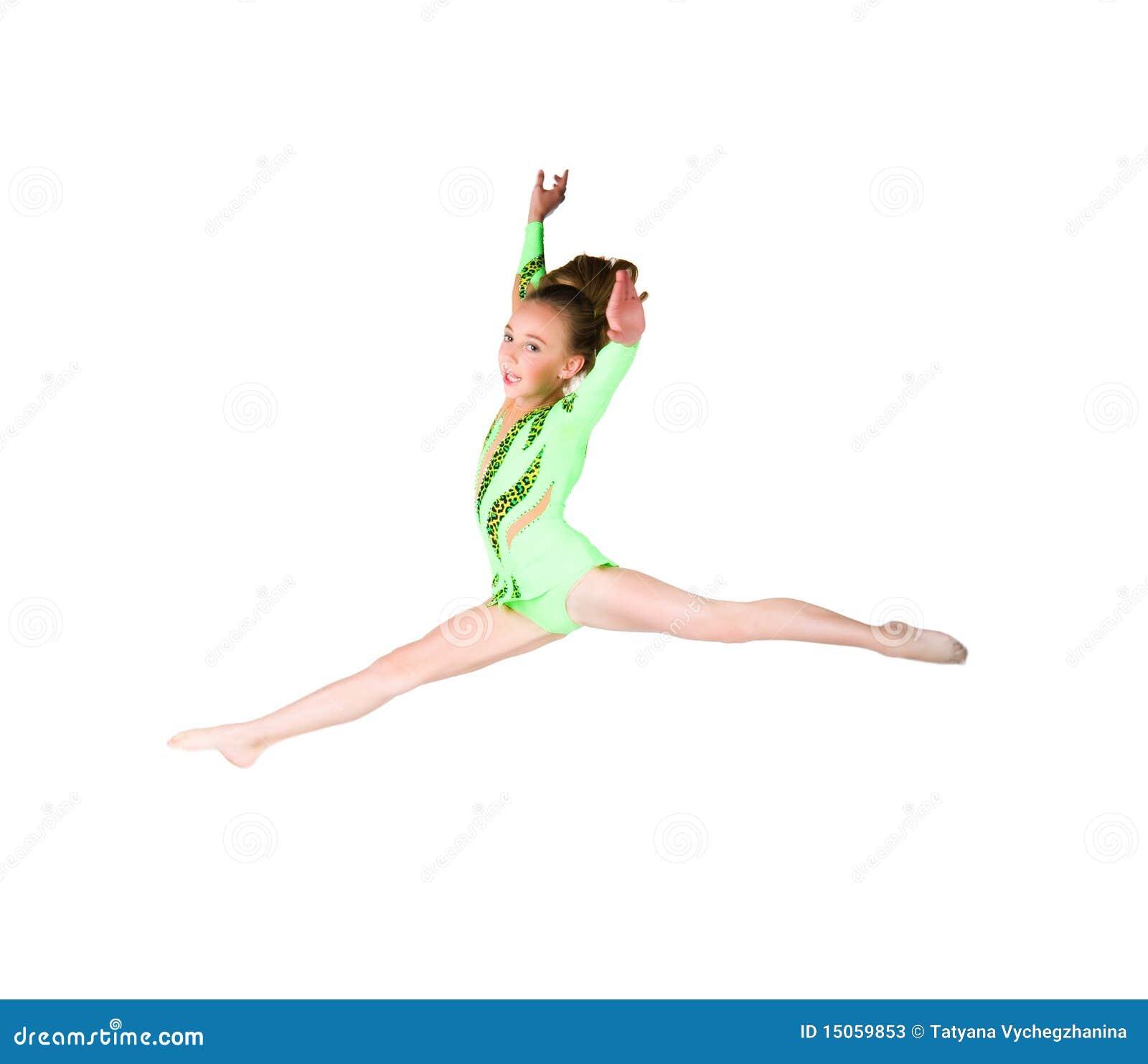 Stock Photos Little Ballet Dancer Jump Image15059853 on Dance Studio Floor Plans