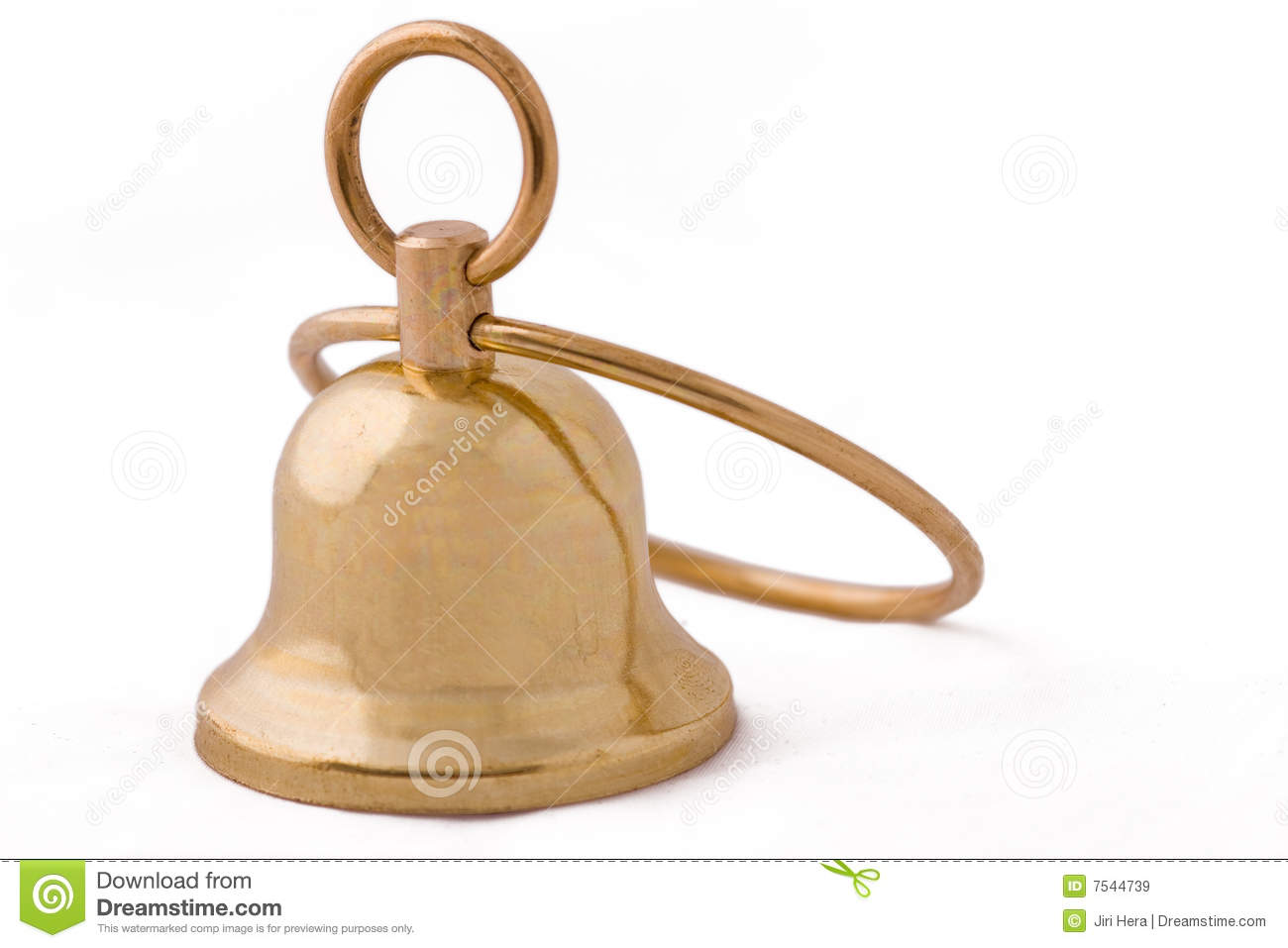 little bell royalty free stock images image 7544739