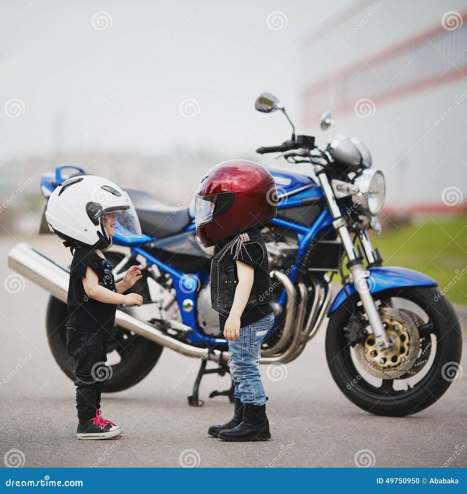 little boy on motorcycle - photo #18
