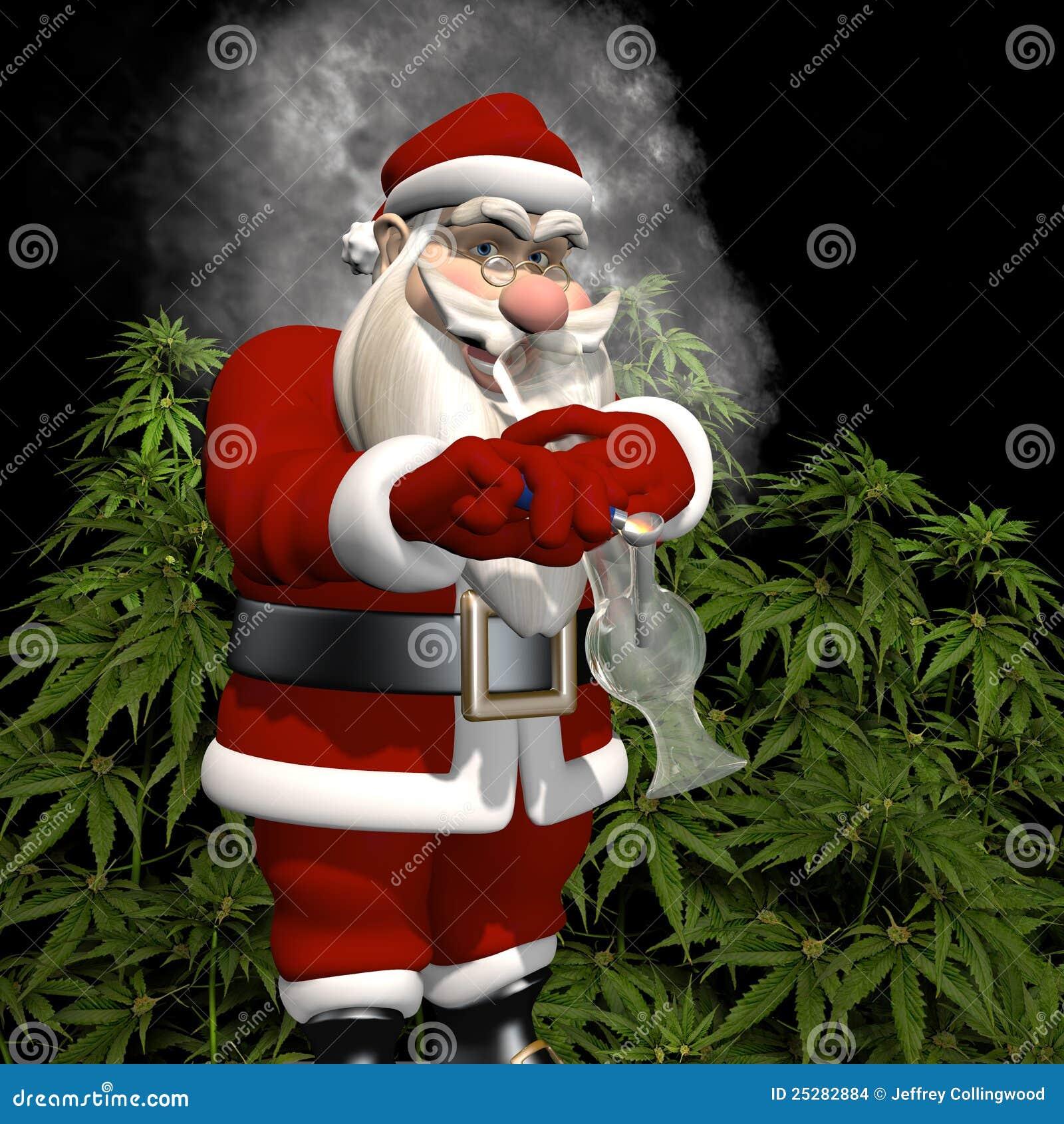A Little Bit More For Santa Stock Images - Image: 25282884