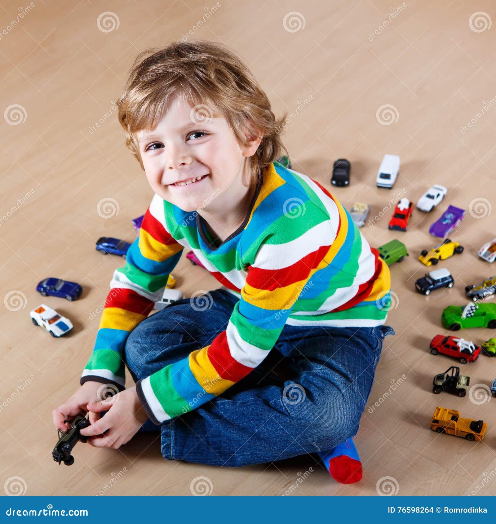 Blond Miyuki Son Plays With Toy