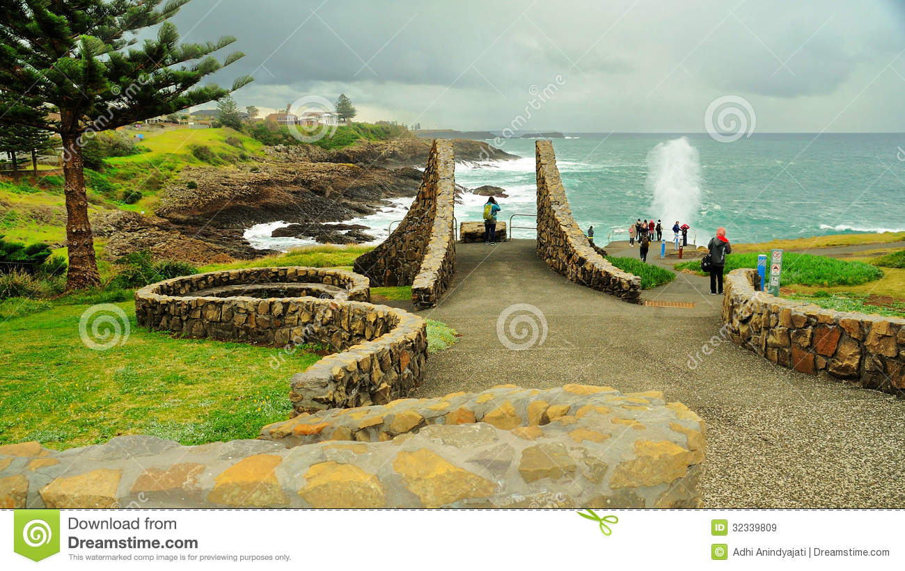 Little Blowhole Royalty Free Stock Images - Image: 32339809