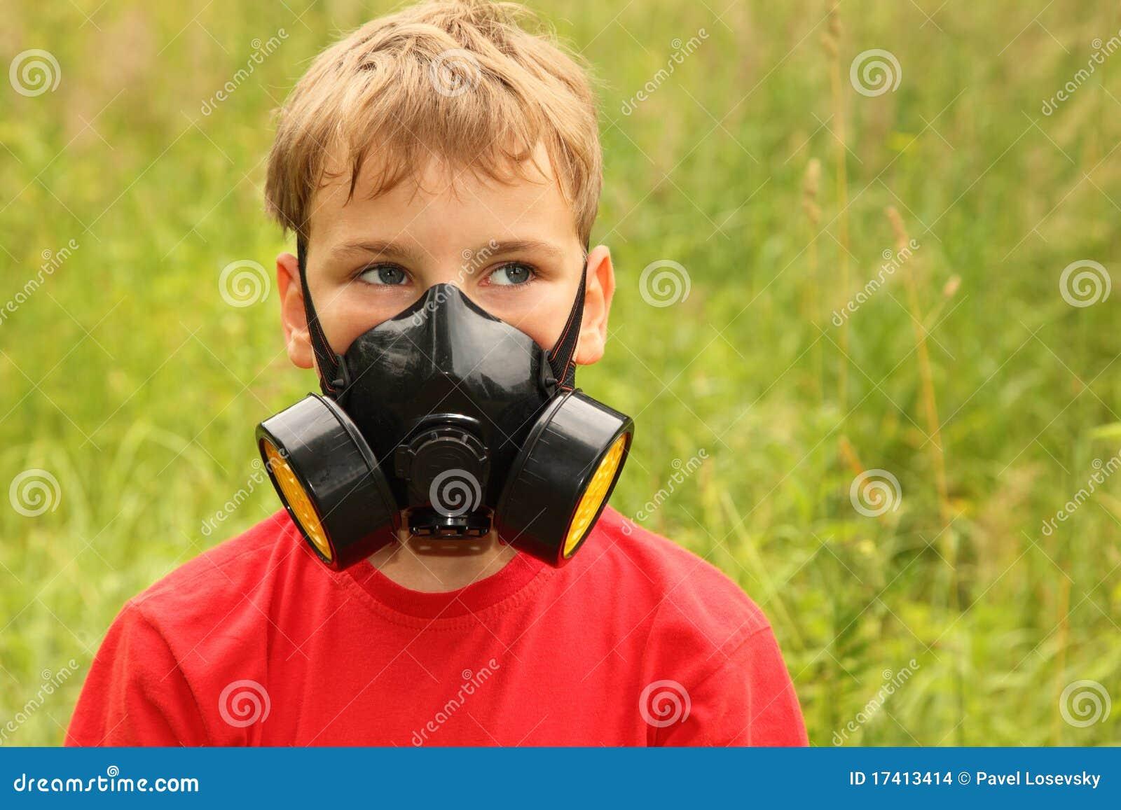 child respirator mask