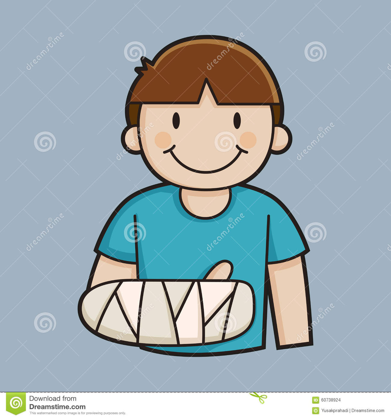 little boy broken arm stock illustrations 24 little boy broken arm rh dreamstime com Broken Arm Animated GIFs broken arm cast clipart