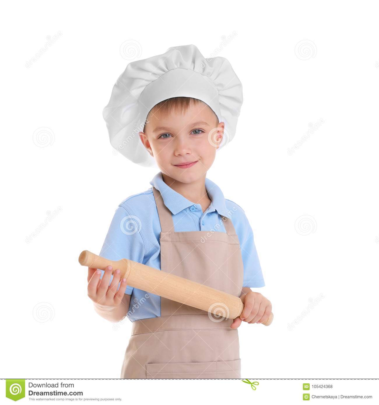 48454ab6b4b Little Boy In Chef Hat On Background Stock Photo - Image of danger ...