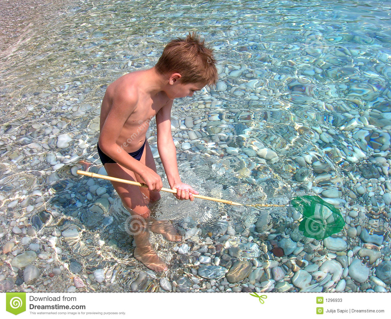 Little boy fishing stock photos image 1296933 for Little boy fishing