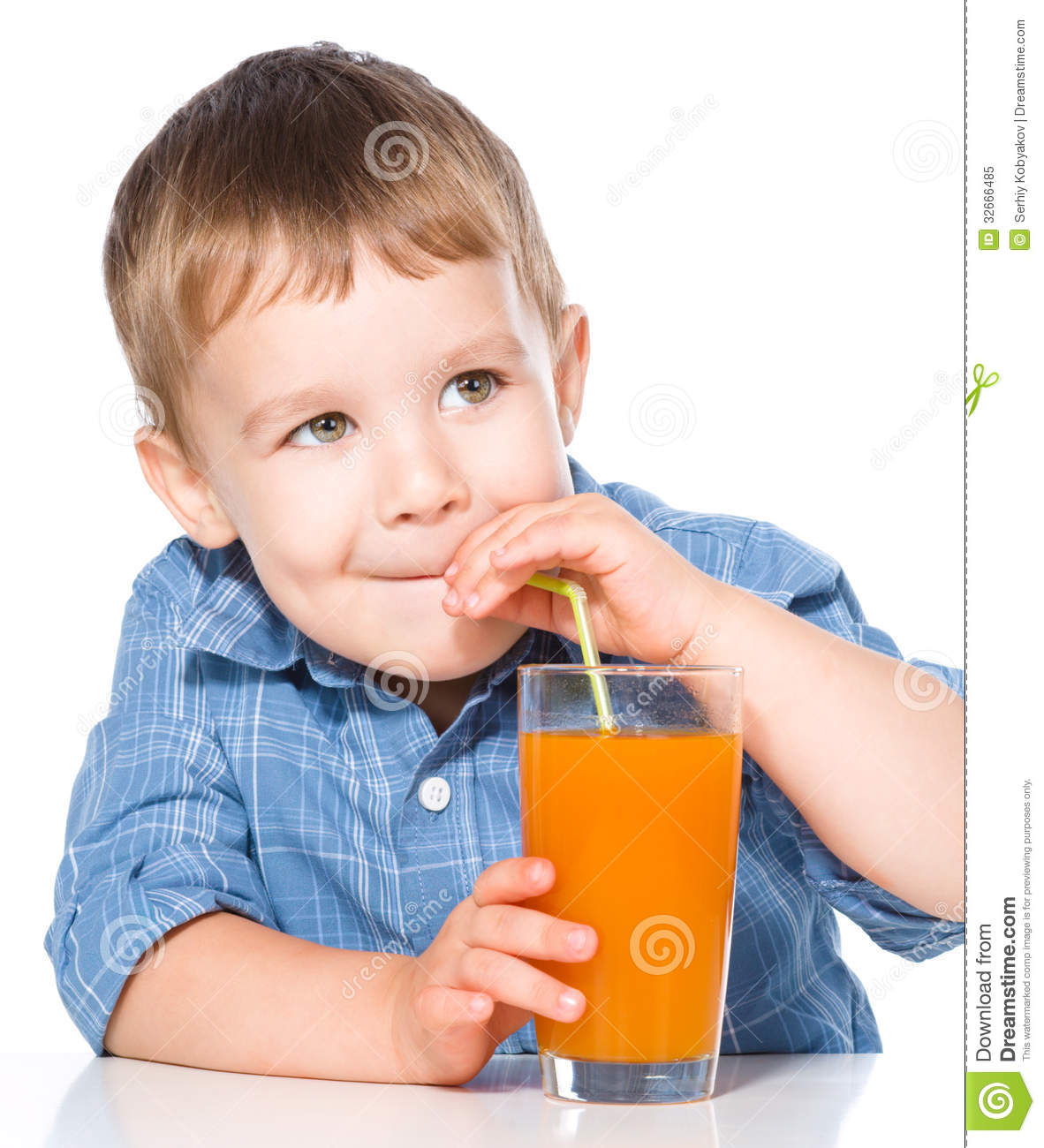 Carrot Juice Drinking Time