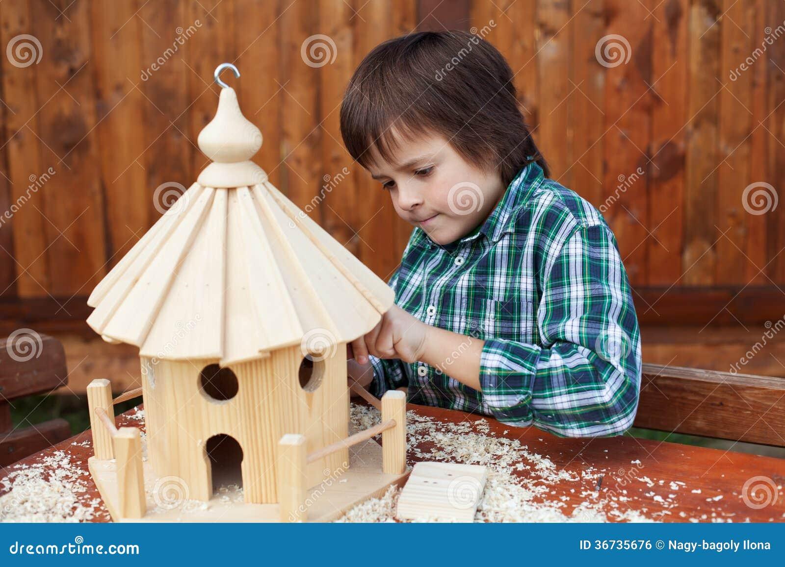 Burd House Building For Kids