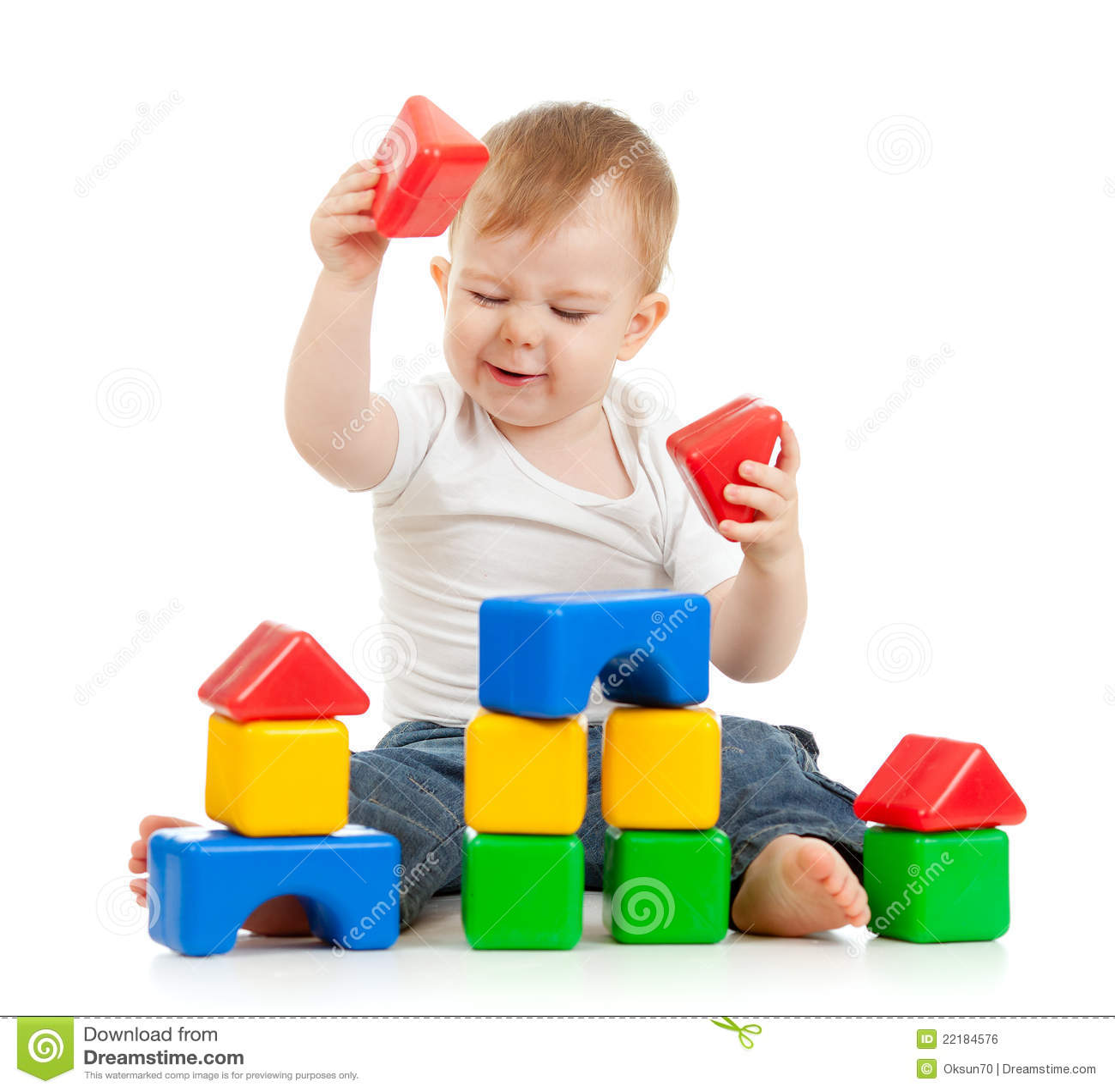 Little Building Blocks