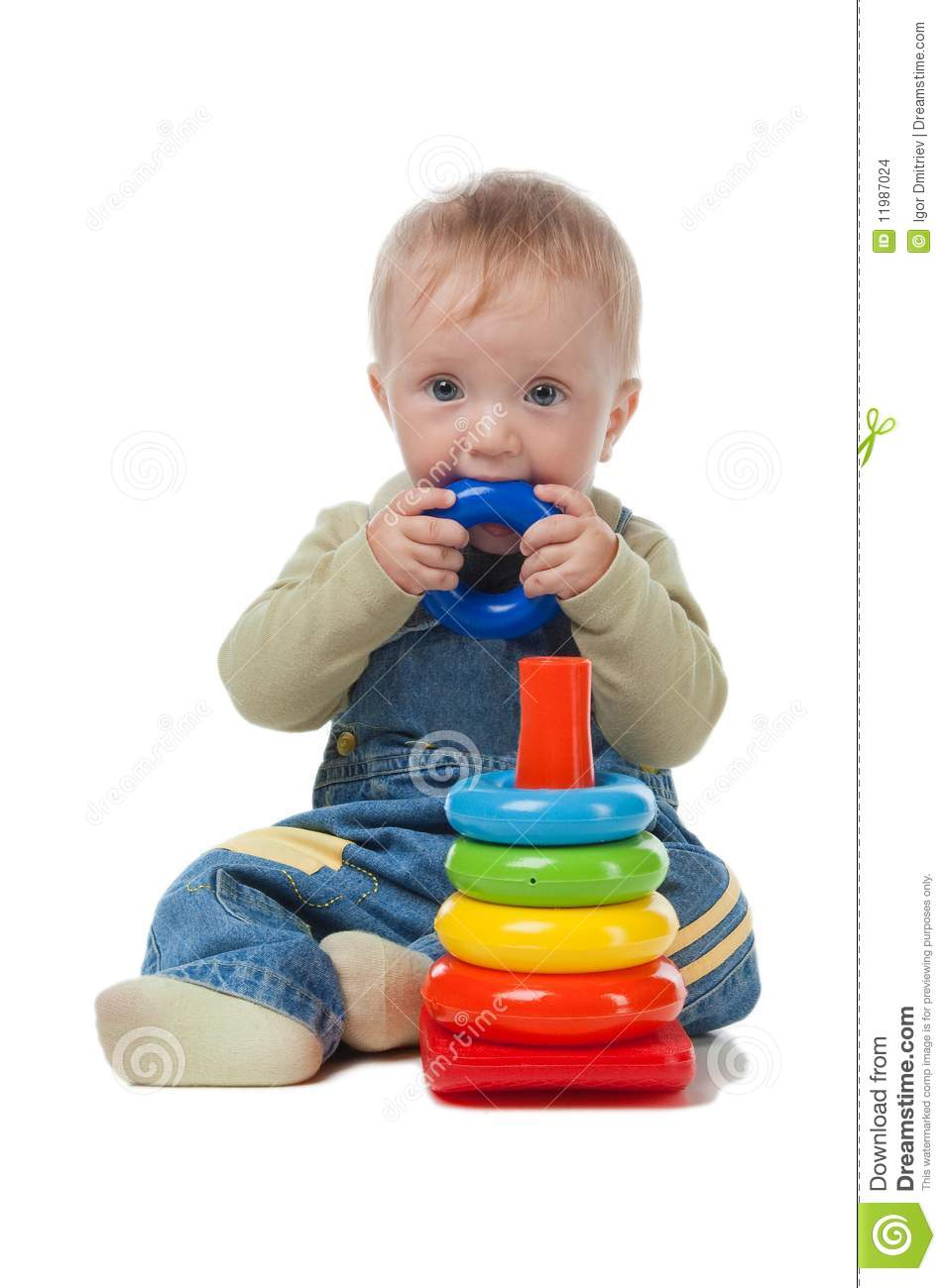 Little Boys Toys Border : Little boy and toys stock photo image of child laughter