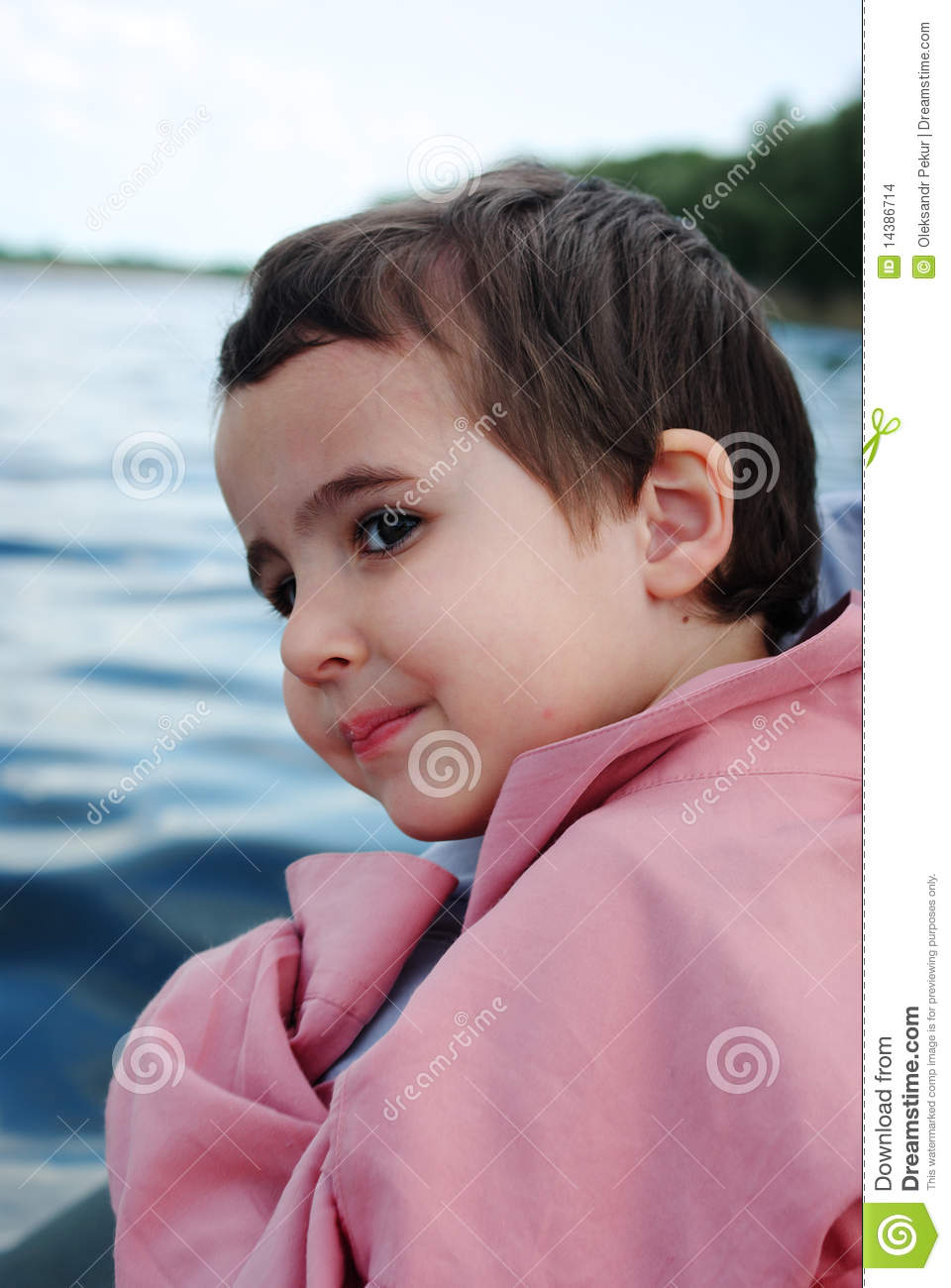 Little Boy With Suitcase Smiling Royalty Free Stock Photo ...  Little Boy Traveling