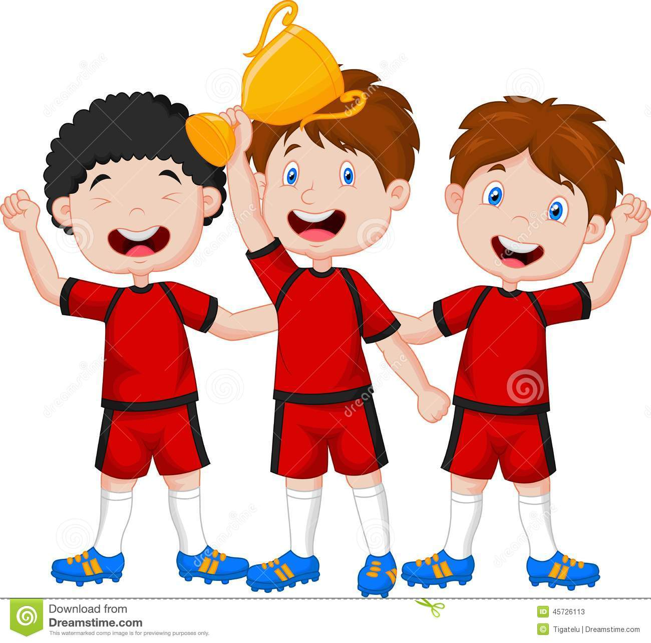 group cycling clipart