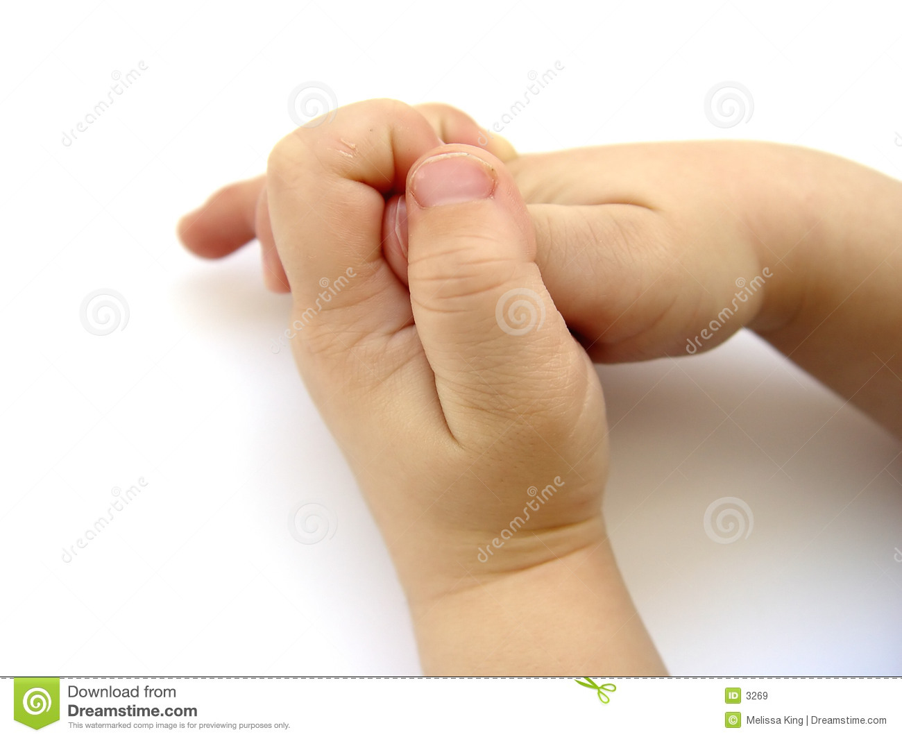 Little Boys Hands II