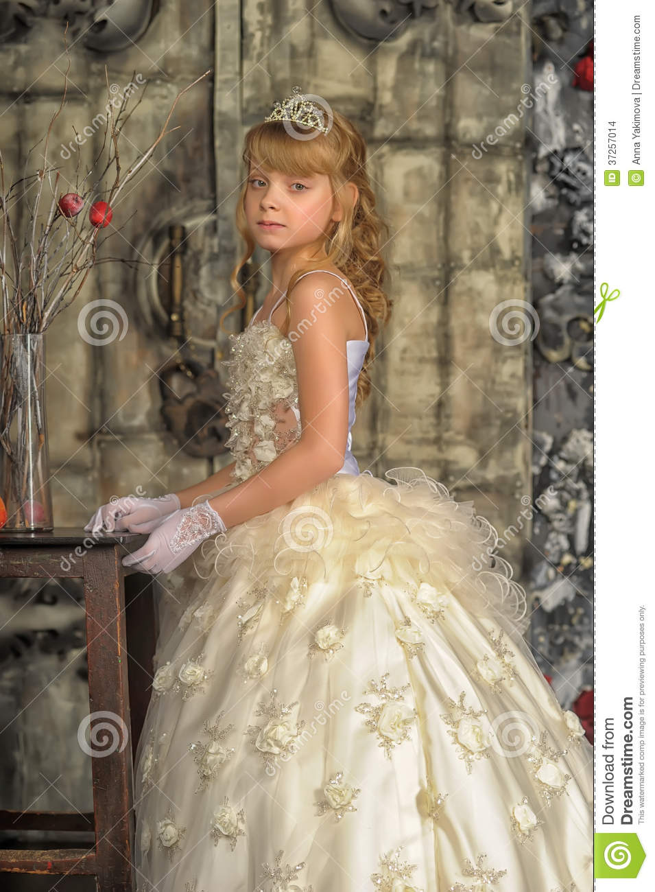 Little Girl Vintage Dresses