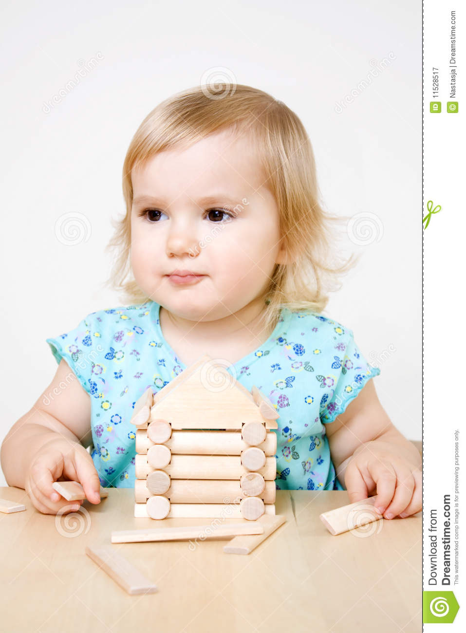 Little Builder Royalty Free Stock Photography Image 11528517
