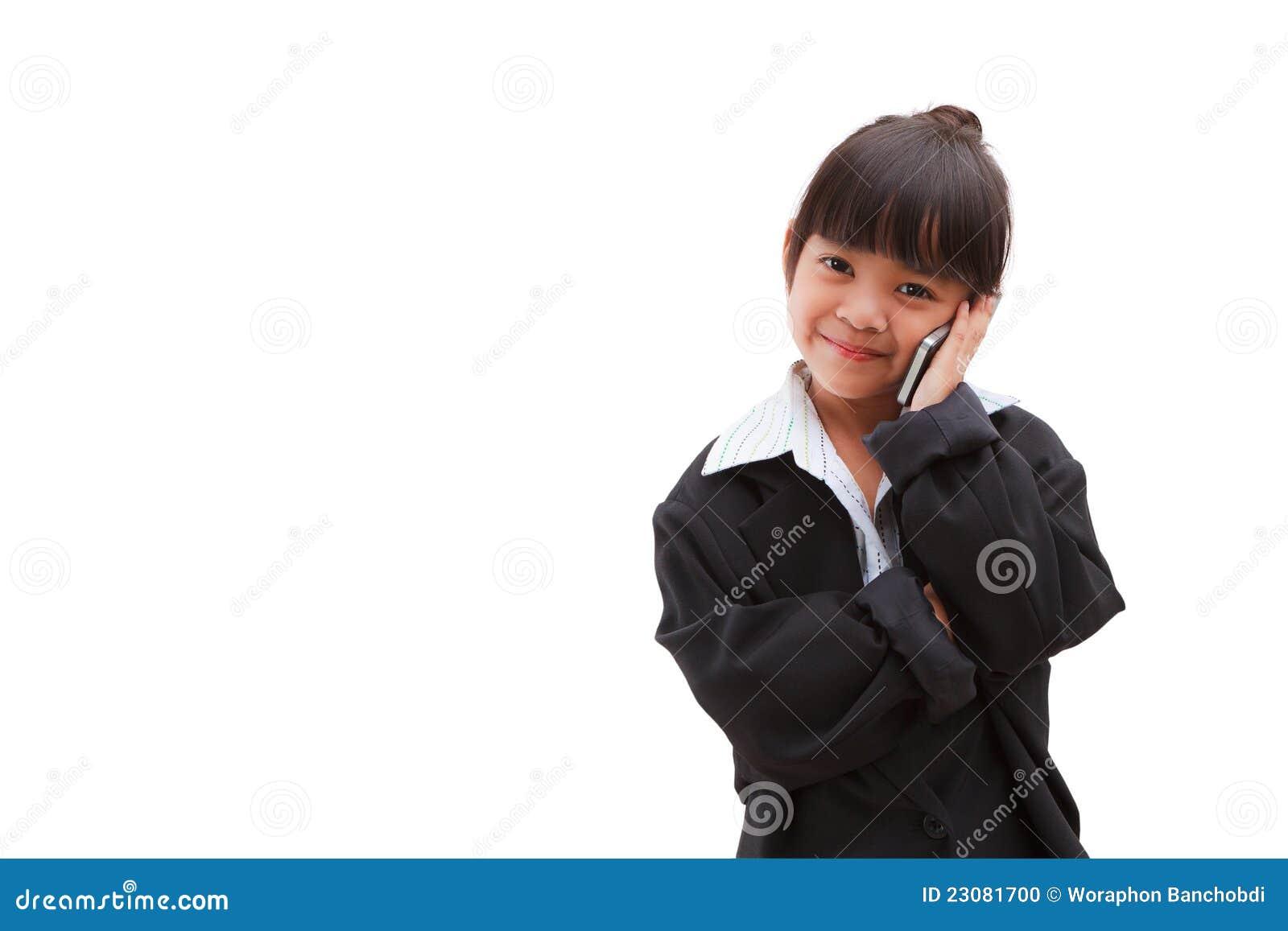 Little Business Girl