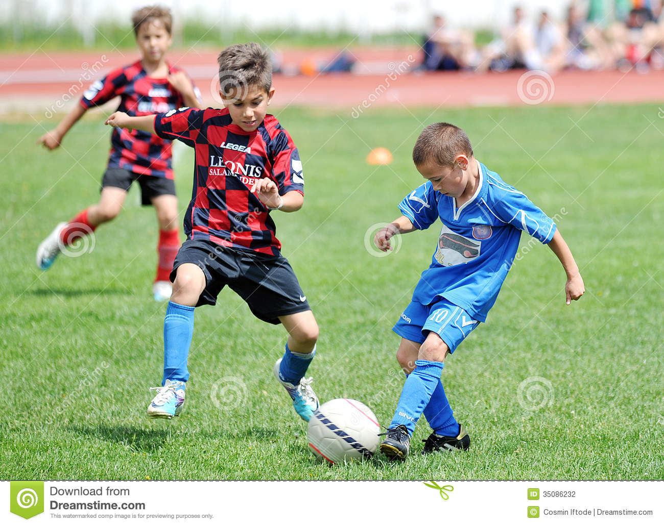 Little Boy Playing Soccer | www.pixshark.com - Images ...