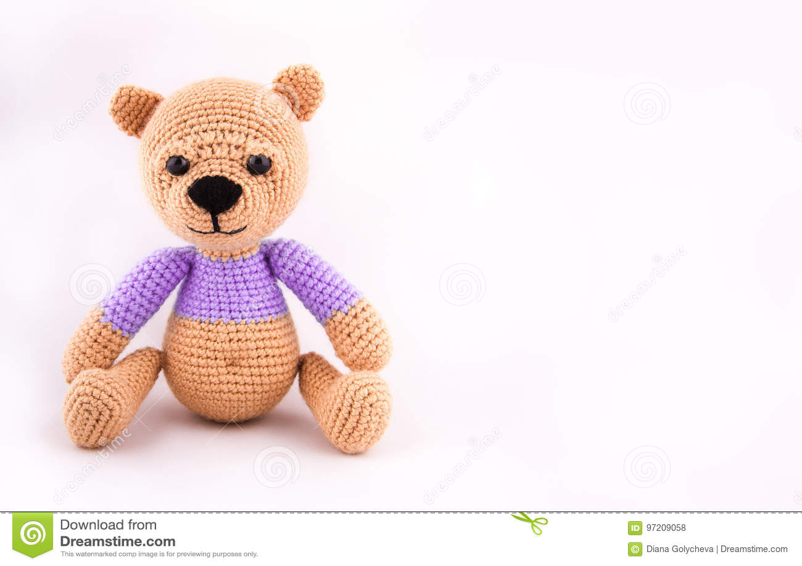 Teddy bear crochet dress (With images) | Crochet bear, Crochet ... | 935x1300