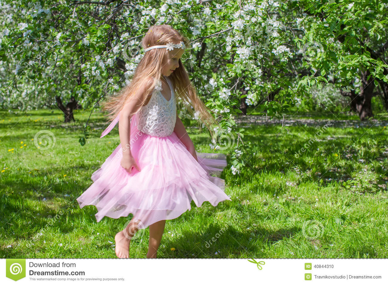 What is the apple tree dreaming about
