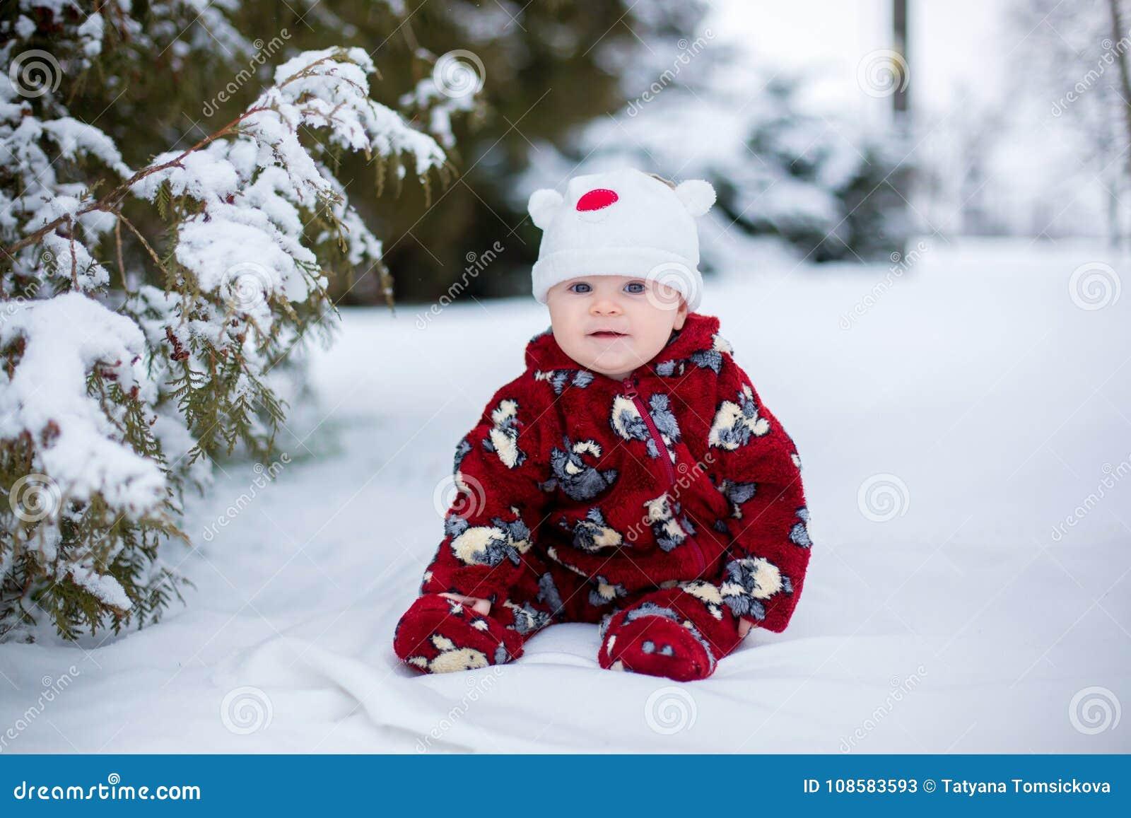 bcdbac35d Little Cute Smiling Baby Boy