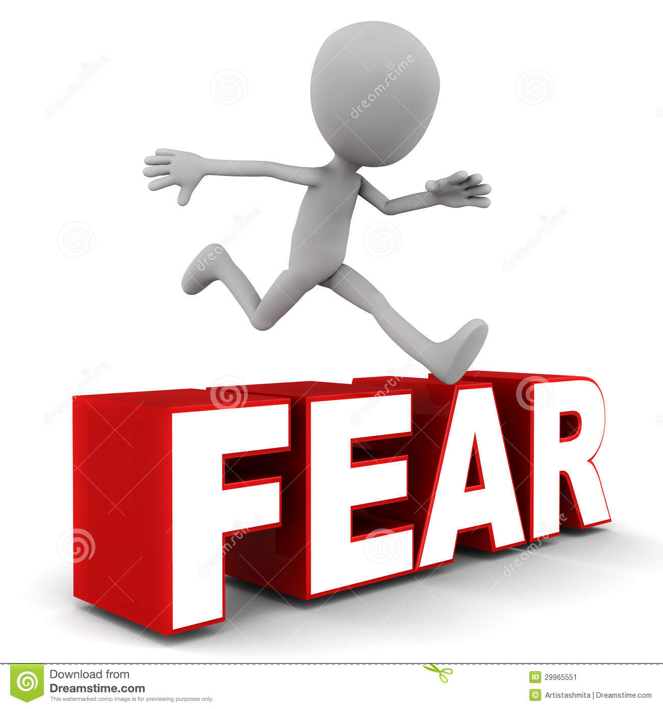 overcoming fear Great overcoming fears quotes to help you push through your fears - from such courageous folks as franklin d roosevelt, mark twain, dale carnegie, and.