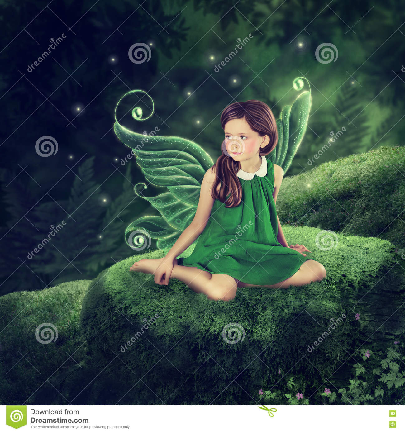 girl from a fairy - photo #23