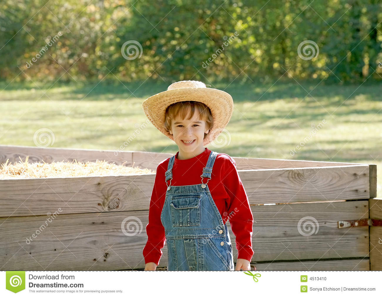 Little Farmer