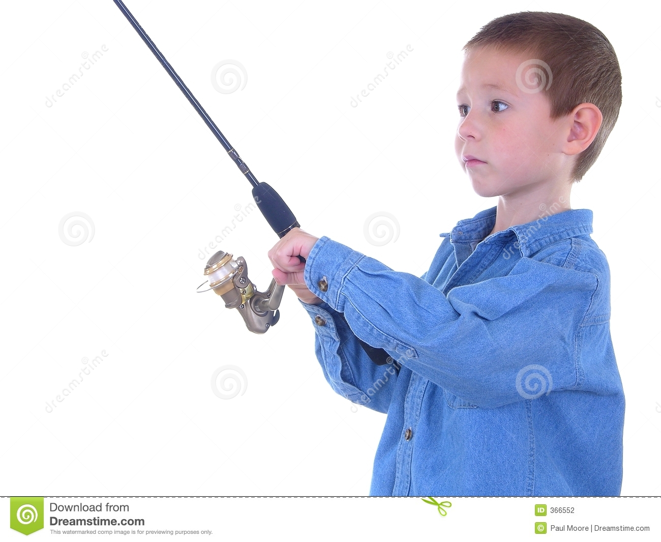 A little fishing stock photography image 366552 for Little boy fishing