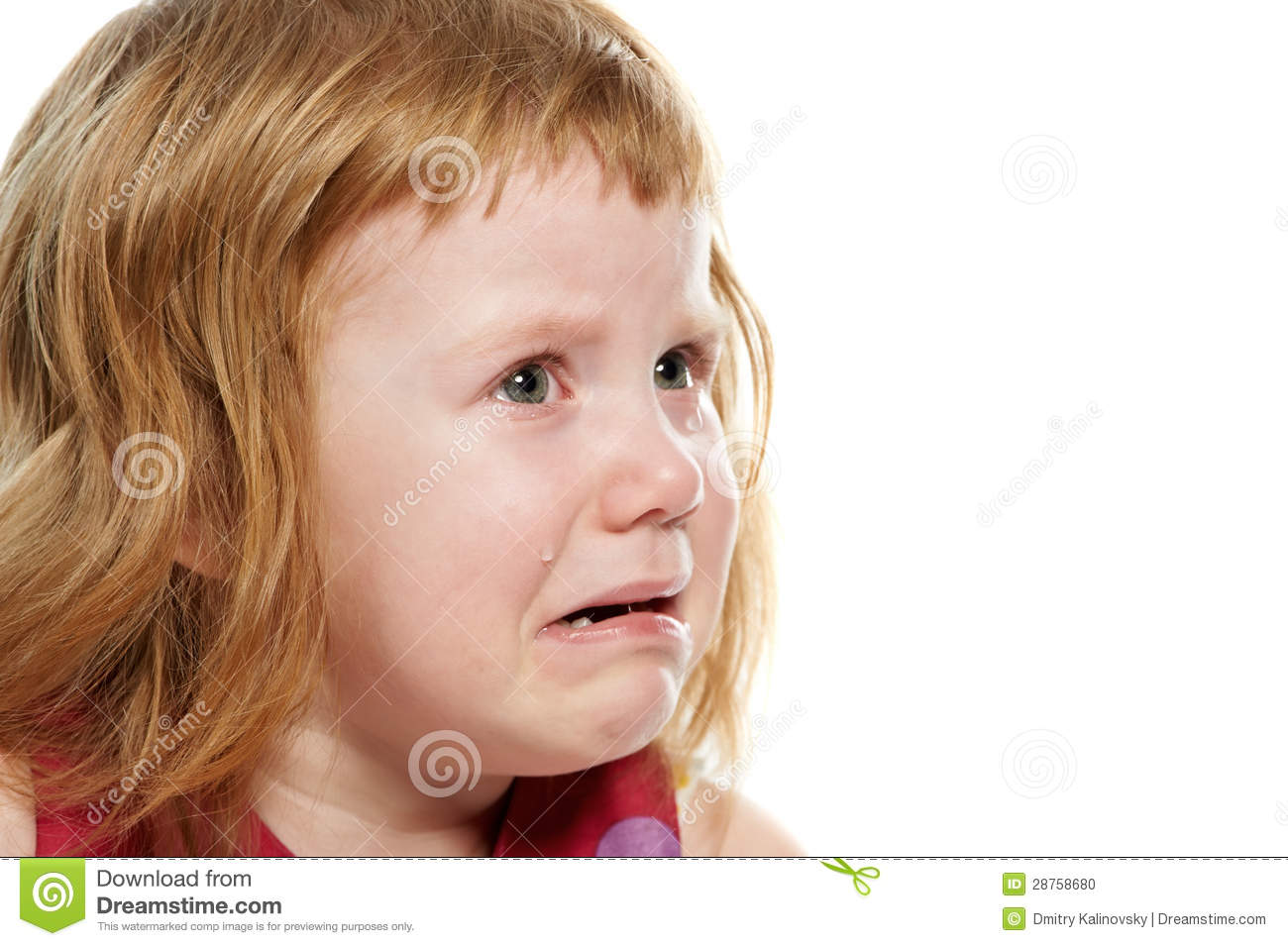 crying woman stock photo little girl crying with tears stock photo image of pain 4123