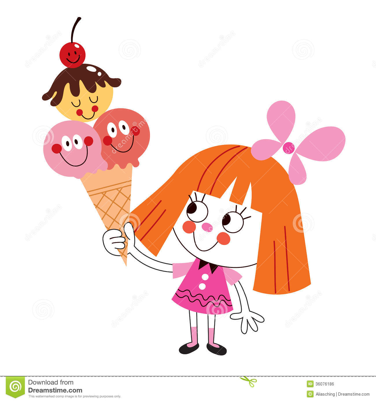 Girl Eating Popsicle Clip Art - Hot Girls Wallpaper