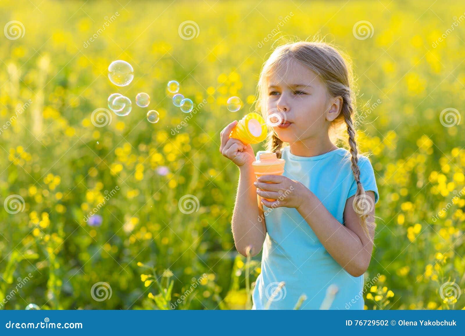Little girl enjoying weekend outdoors