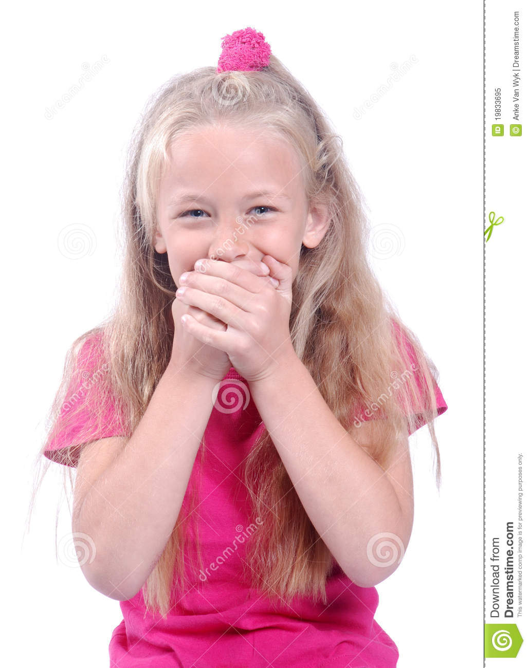 Http Www Dreamstime Com Royalty Free Stock Photo Little Girl Giggling Image19833695