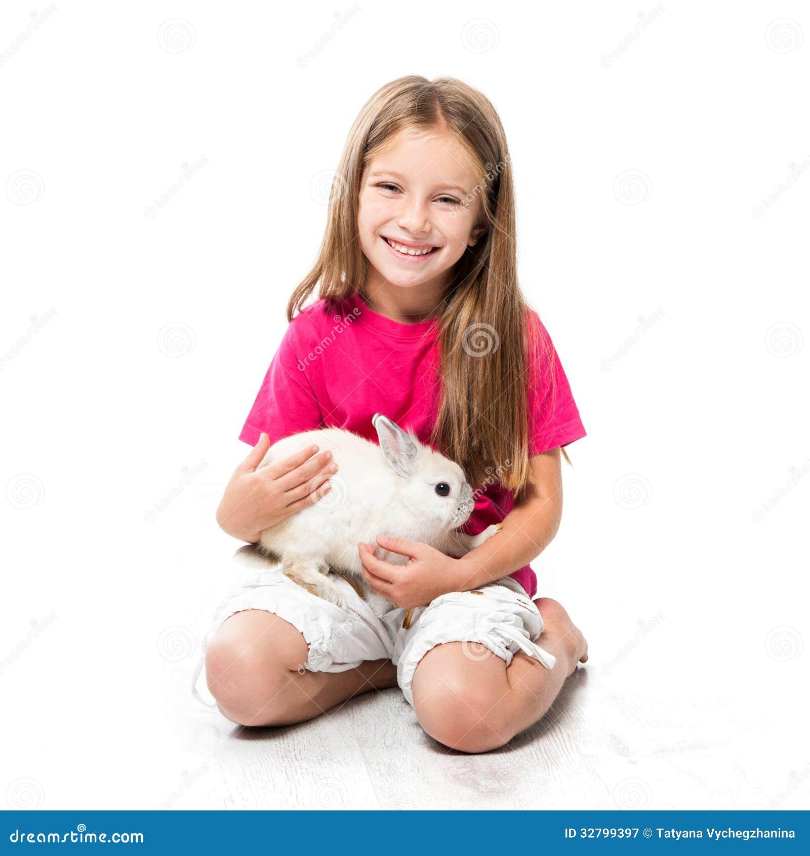 Little Girl Pink Shirt
