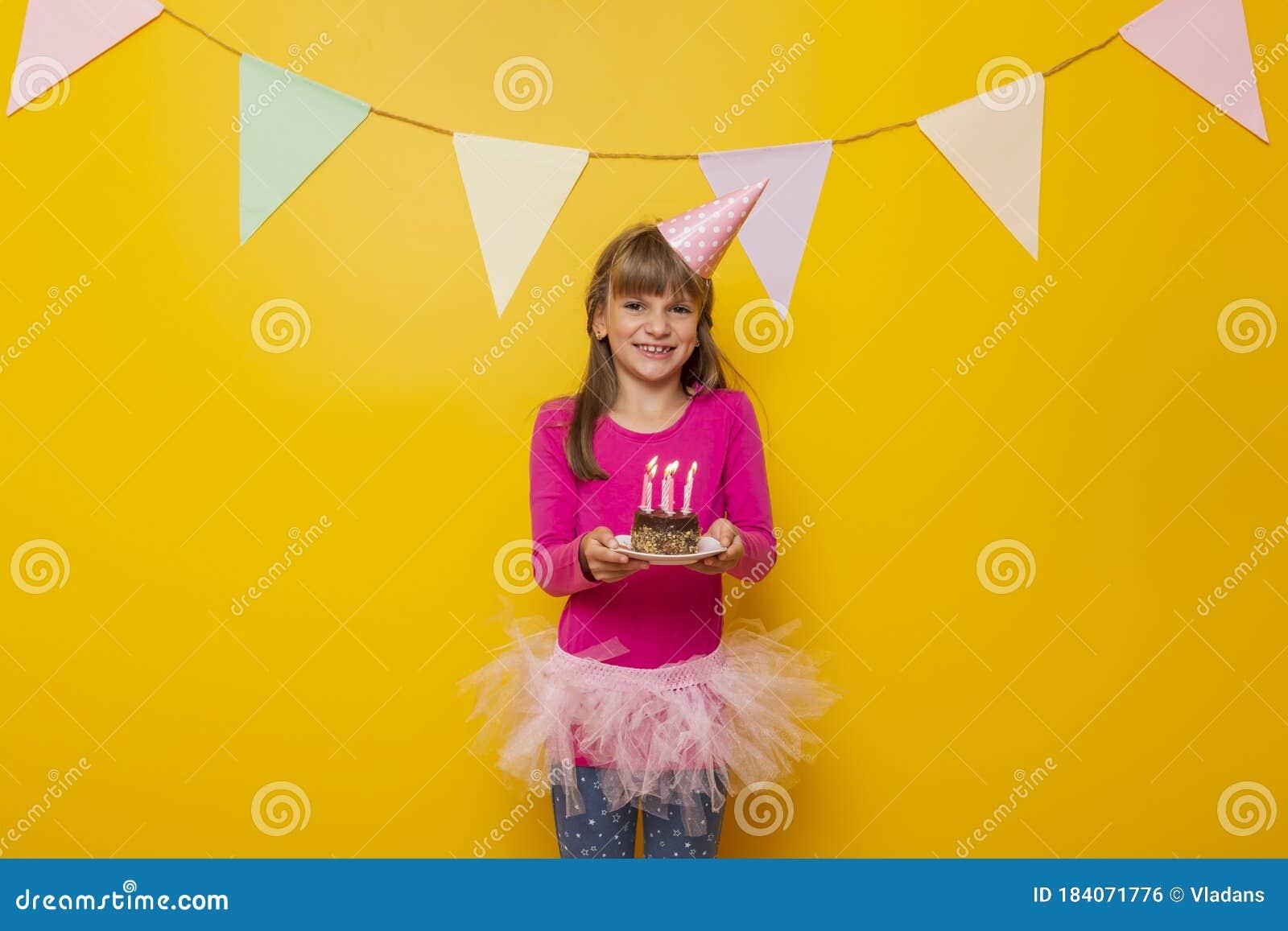 10 Doityourself Birthday Cakes For Little Girls