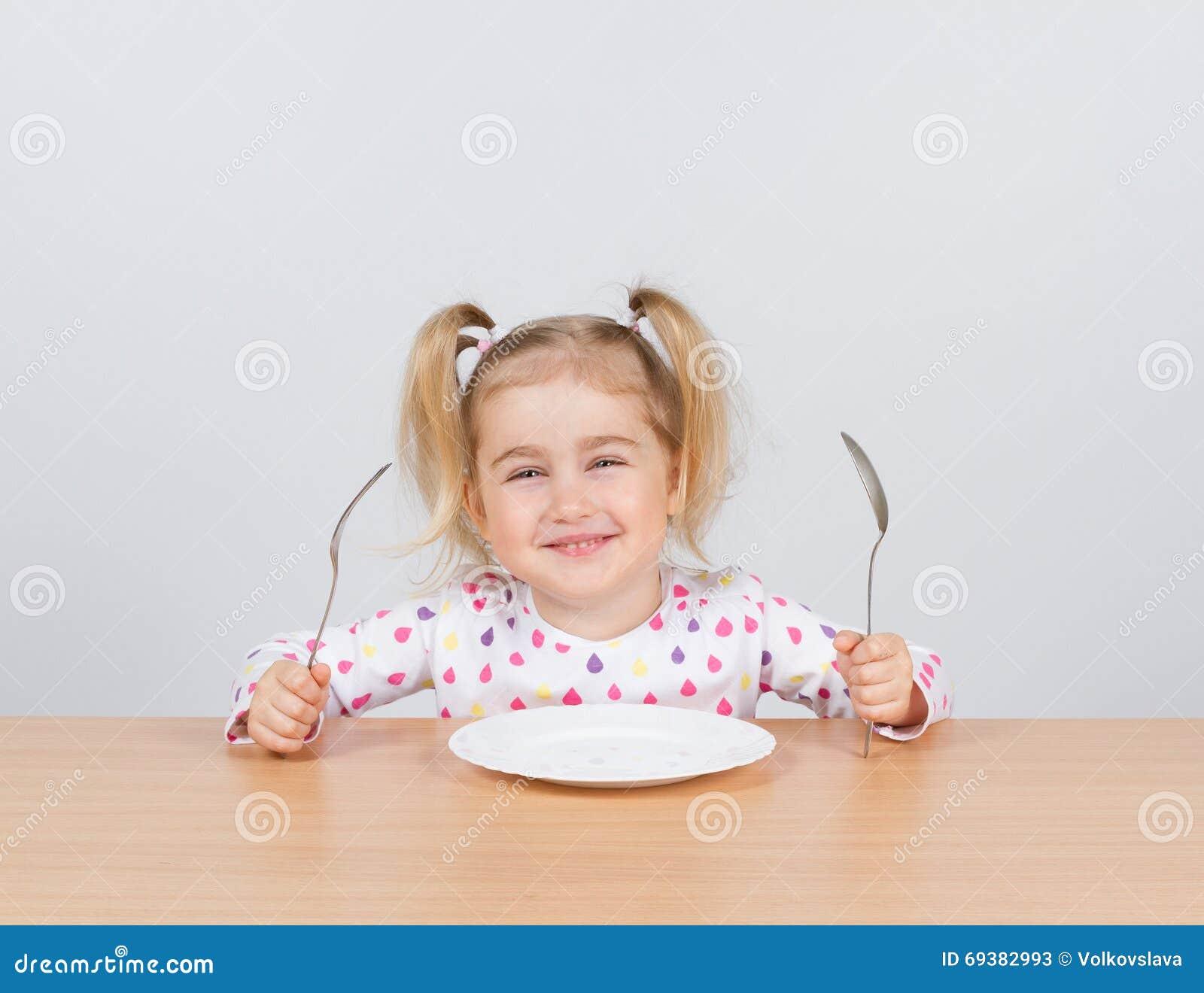 girl fork