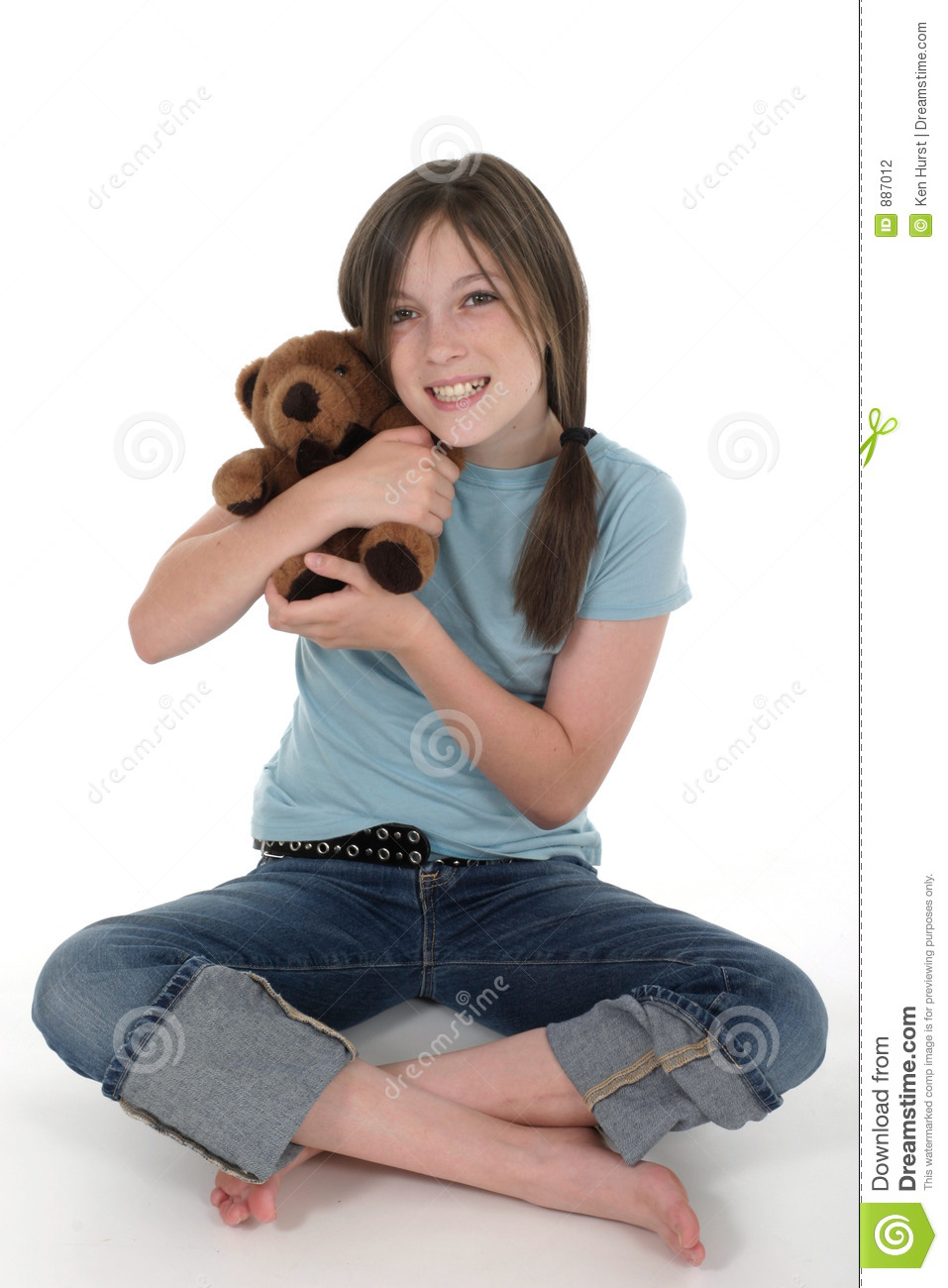 Little Girl Holding Teddy Bear 6 Stock Photo - Image: 887012Little Girl With Teddy Bear Black And White