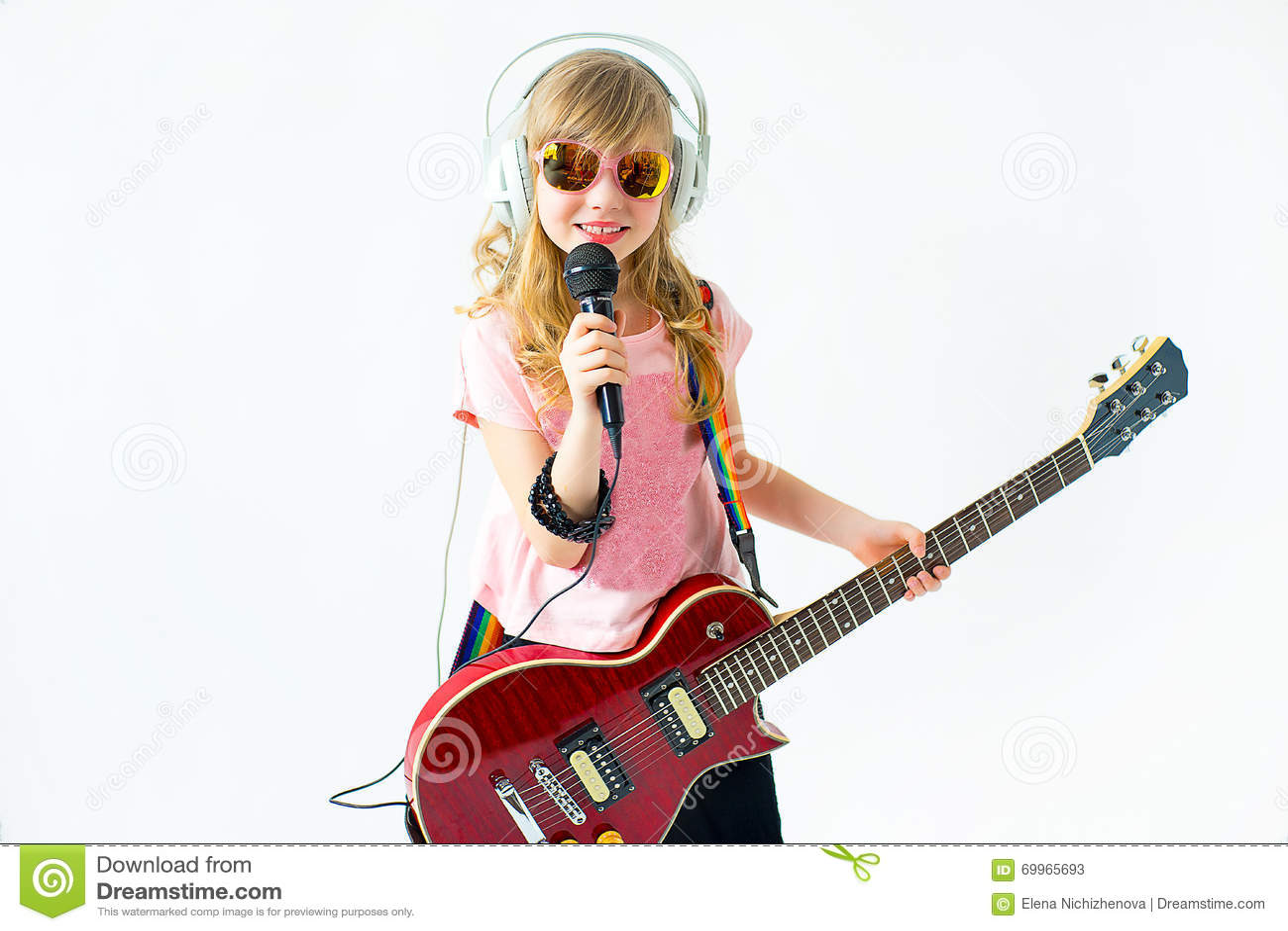 little girl song: